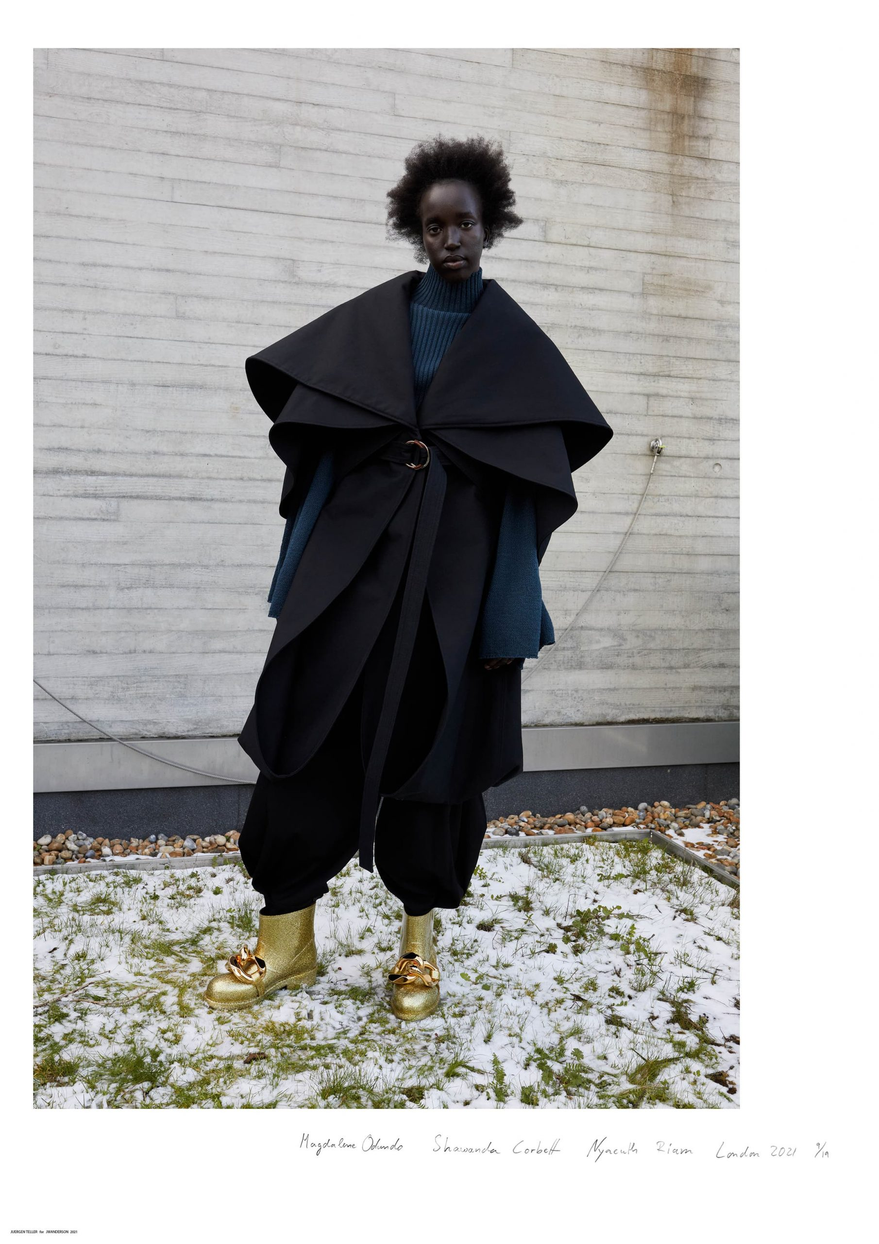 JW Anderson Fall 2021 Fashion Show Review