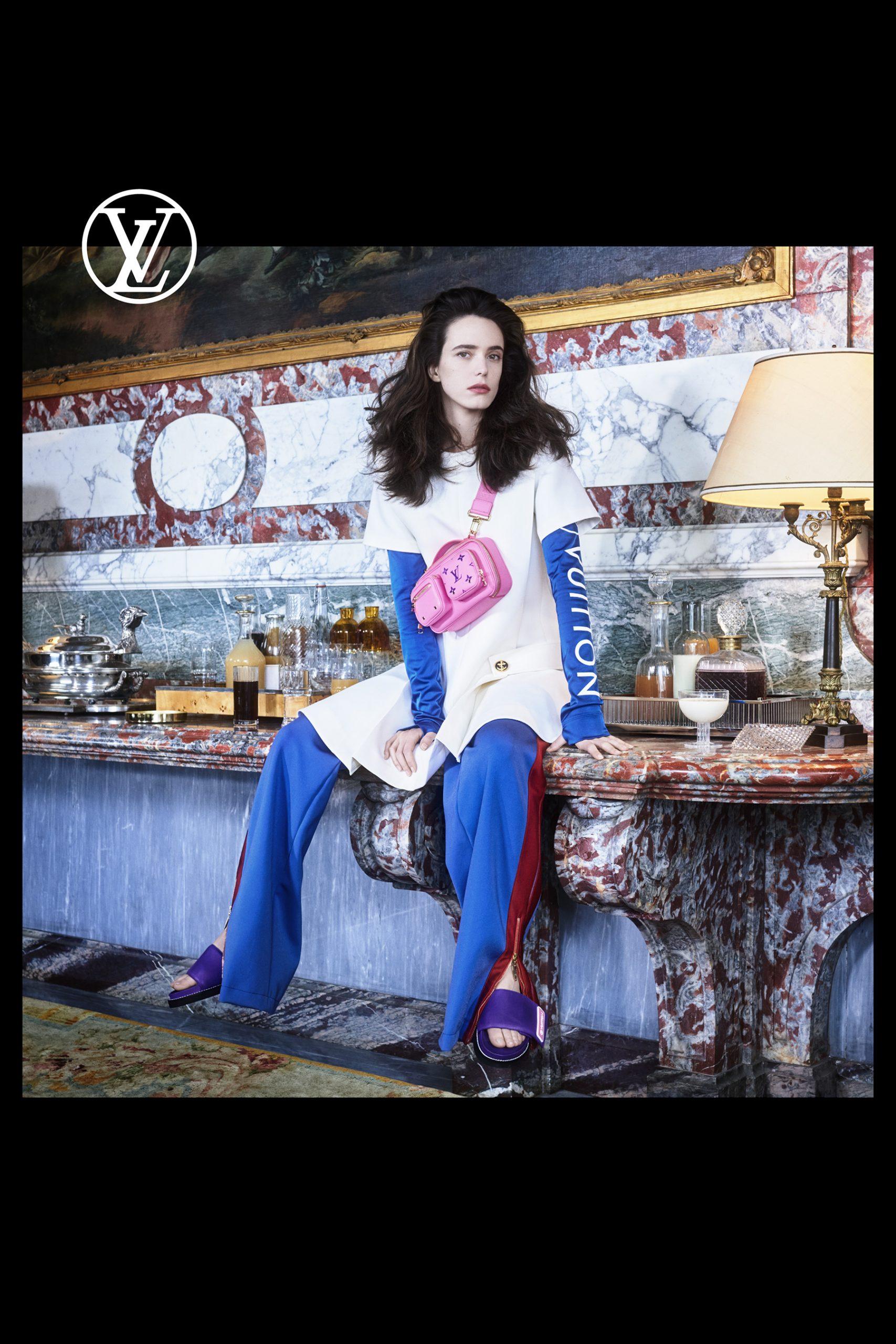 Louis Vuitton Pre-Fall 2021 Fashion Show Photos