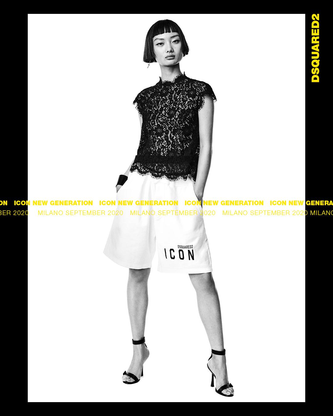 Dsquared2 Spring 2021 Ad Campaign
