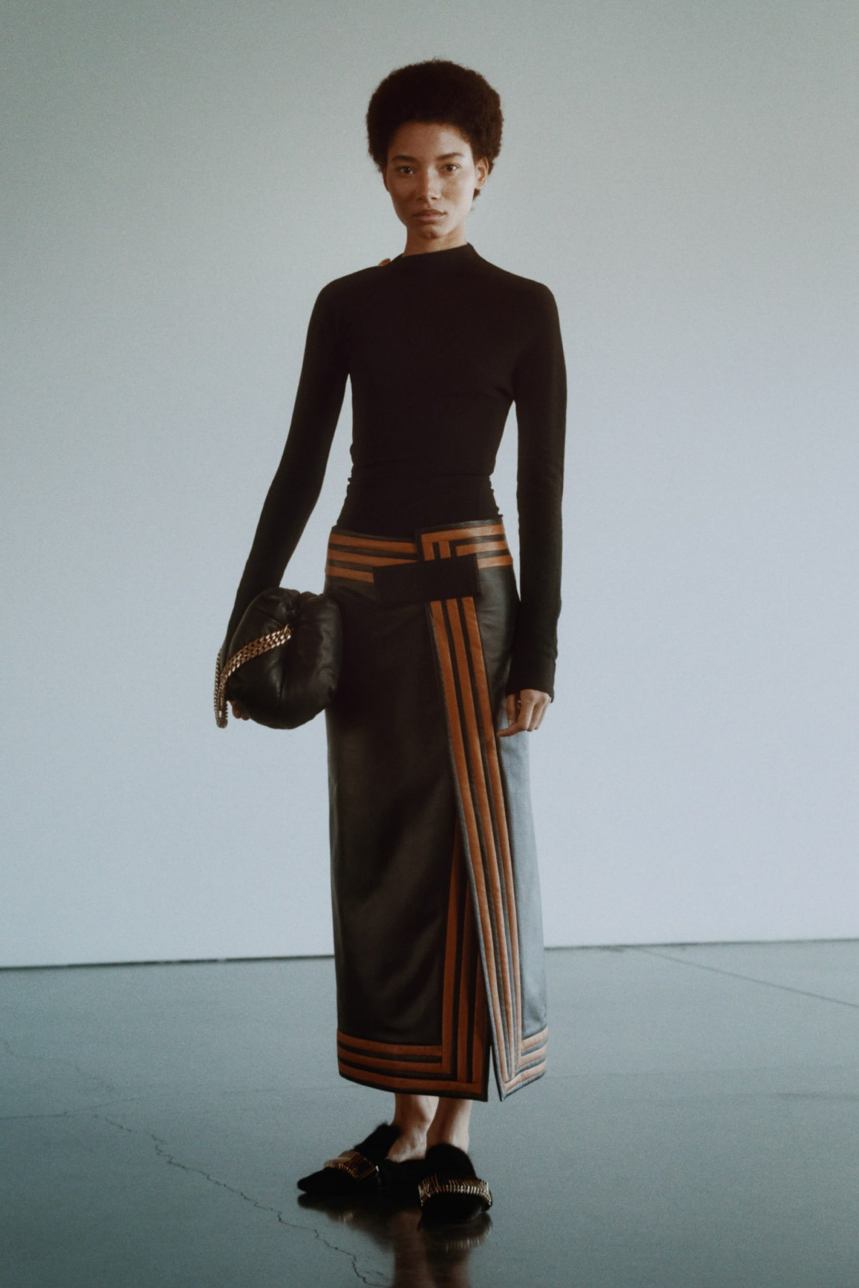 Proenza Schouler Fall 2021 Fashion Show Review
