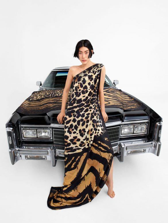 Roberto Cavalli Fall 2021 Fashion Show Review