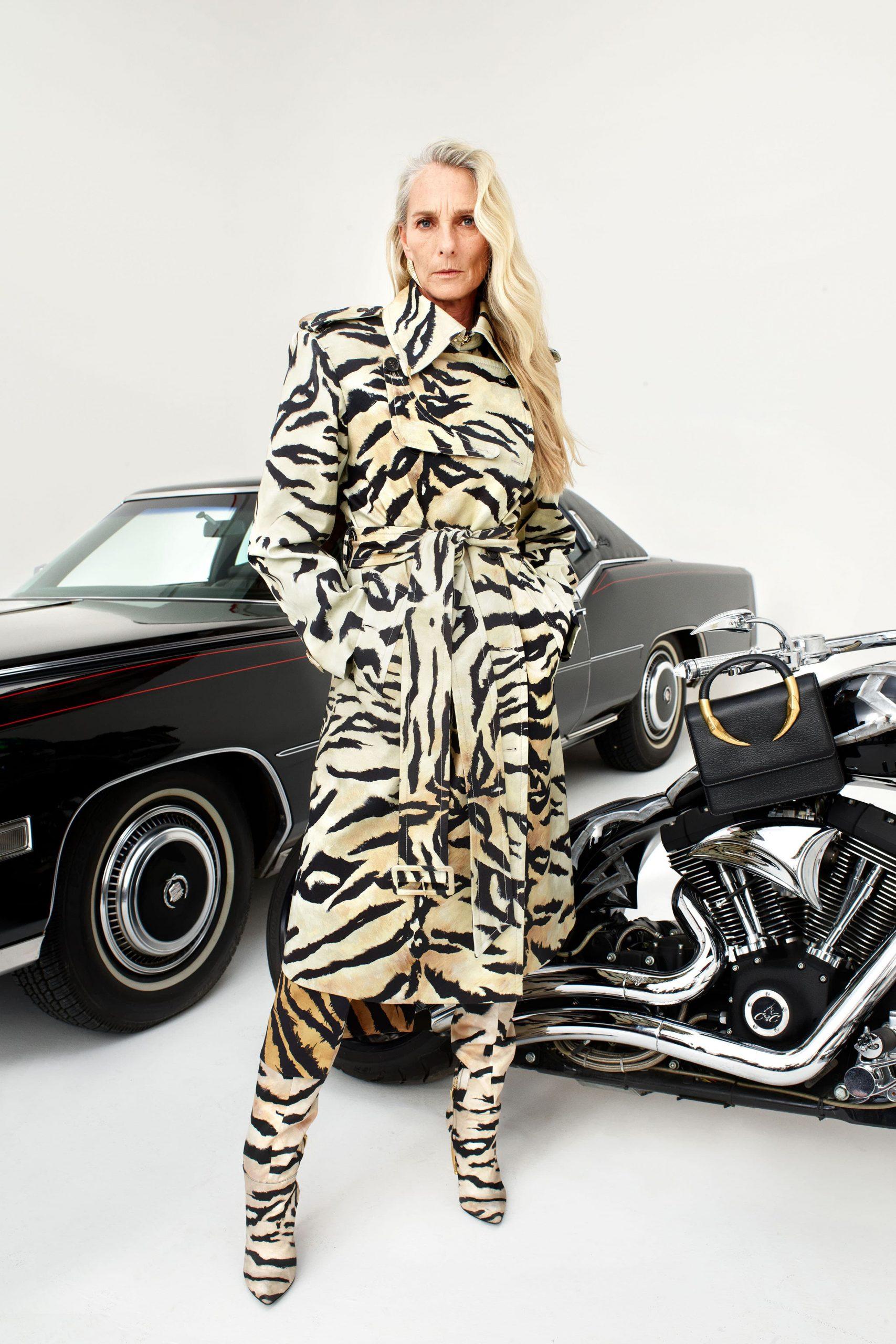 Roberto Cavalli Fall 2021 Fashion Show Photos