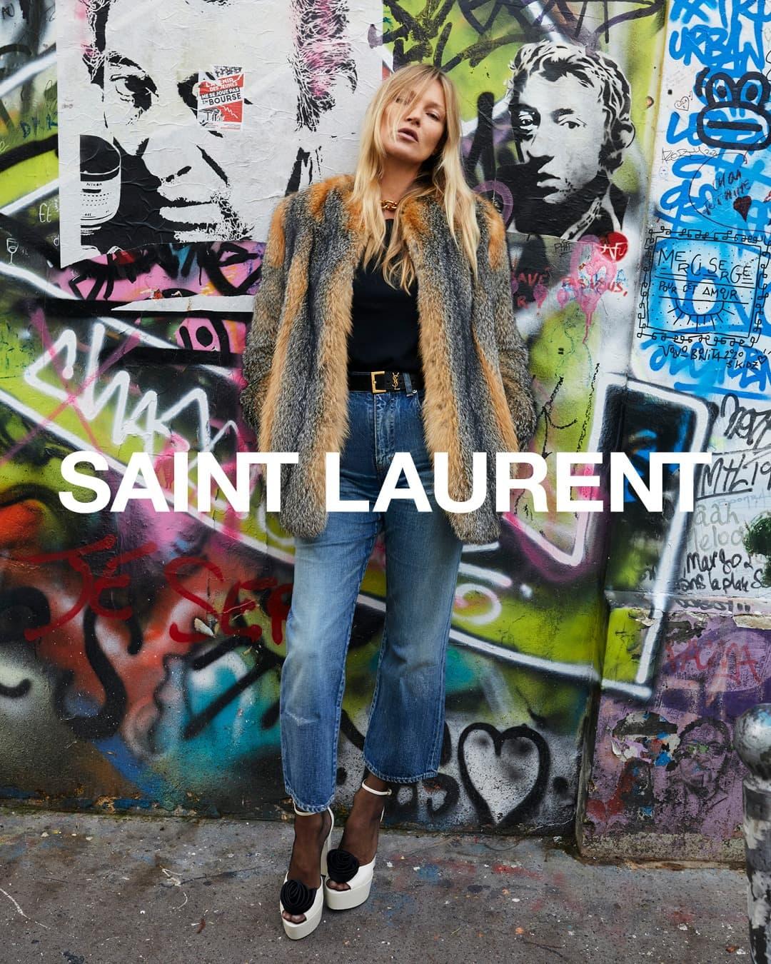 Saint Laurent Spring 2021 Ad Campaign Film & Photos