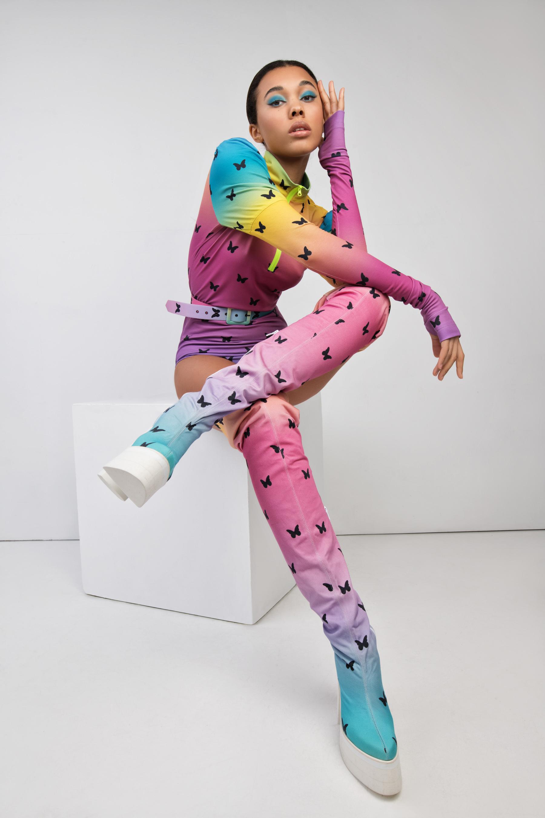 Agen Kuzmickaite Fall 2021 Fashion Show