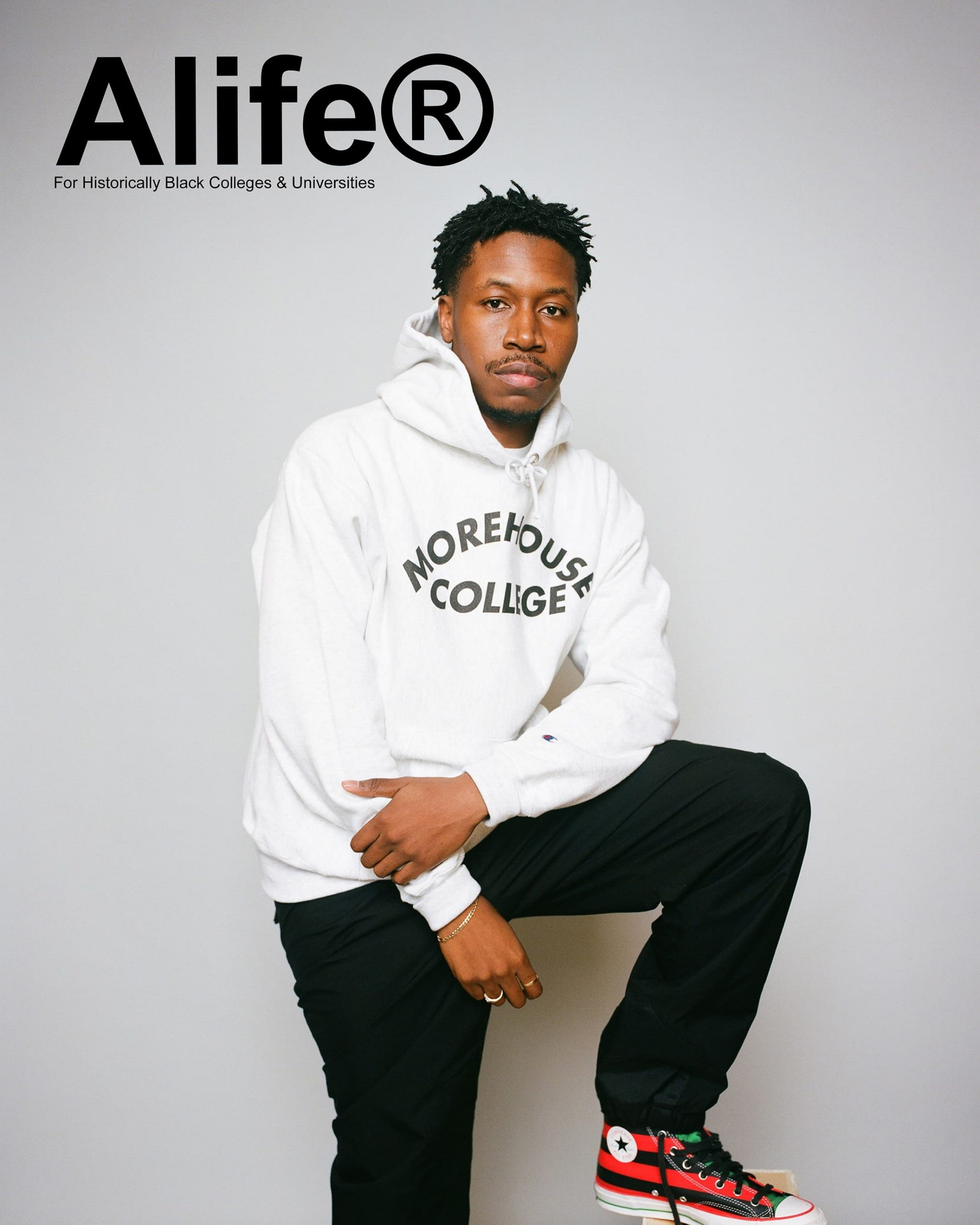 Alfie, Urban Outfitters, & Champion Launch Trifecta Collaboration