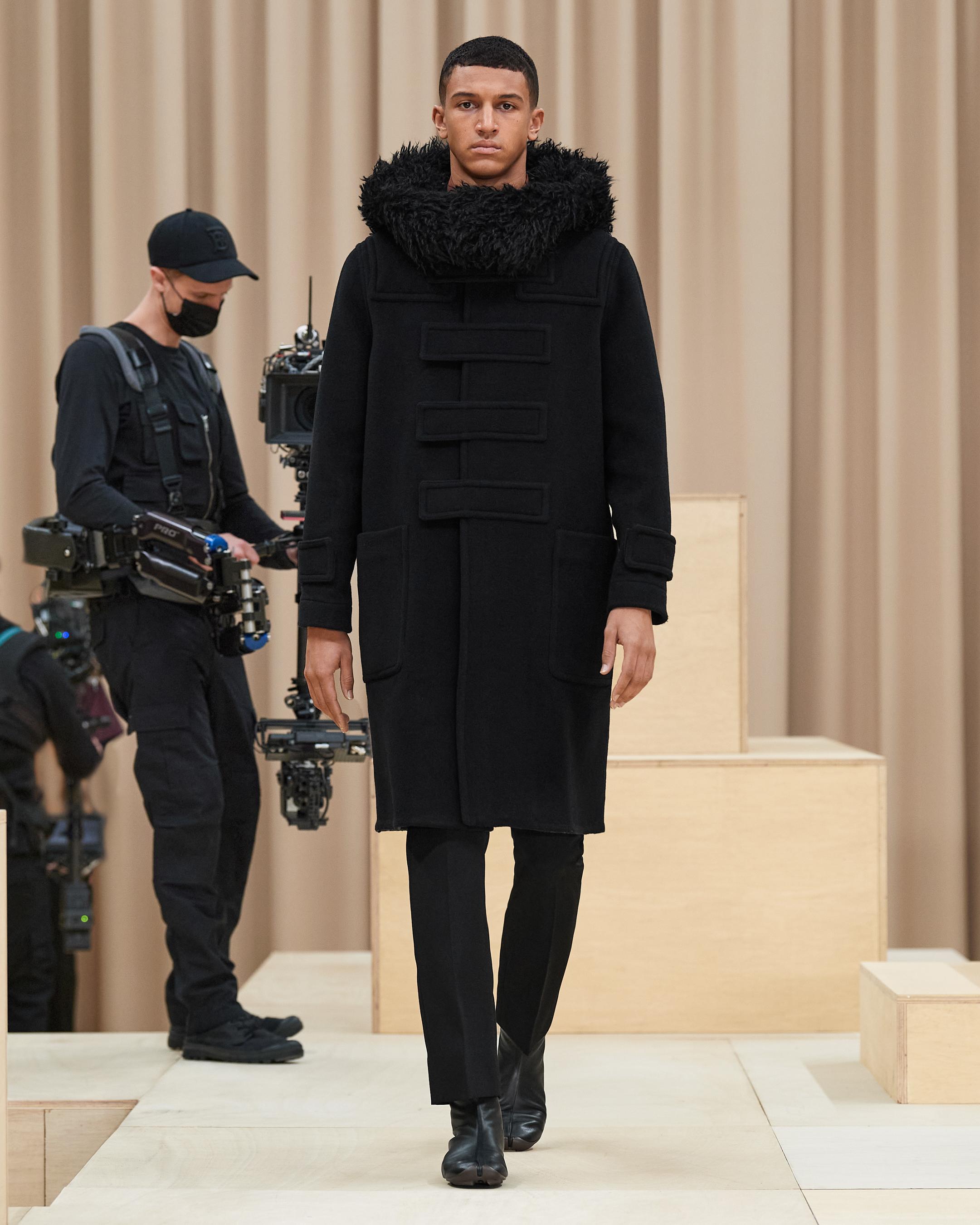 Burberry Fall 2021 Men's Fashion Show