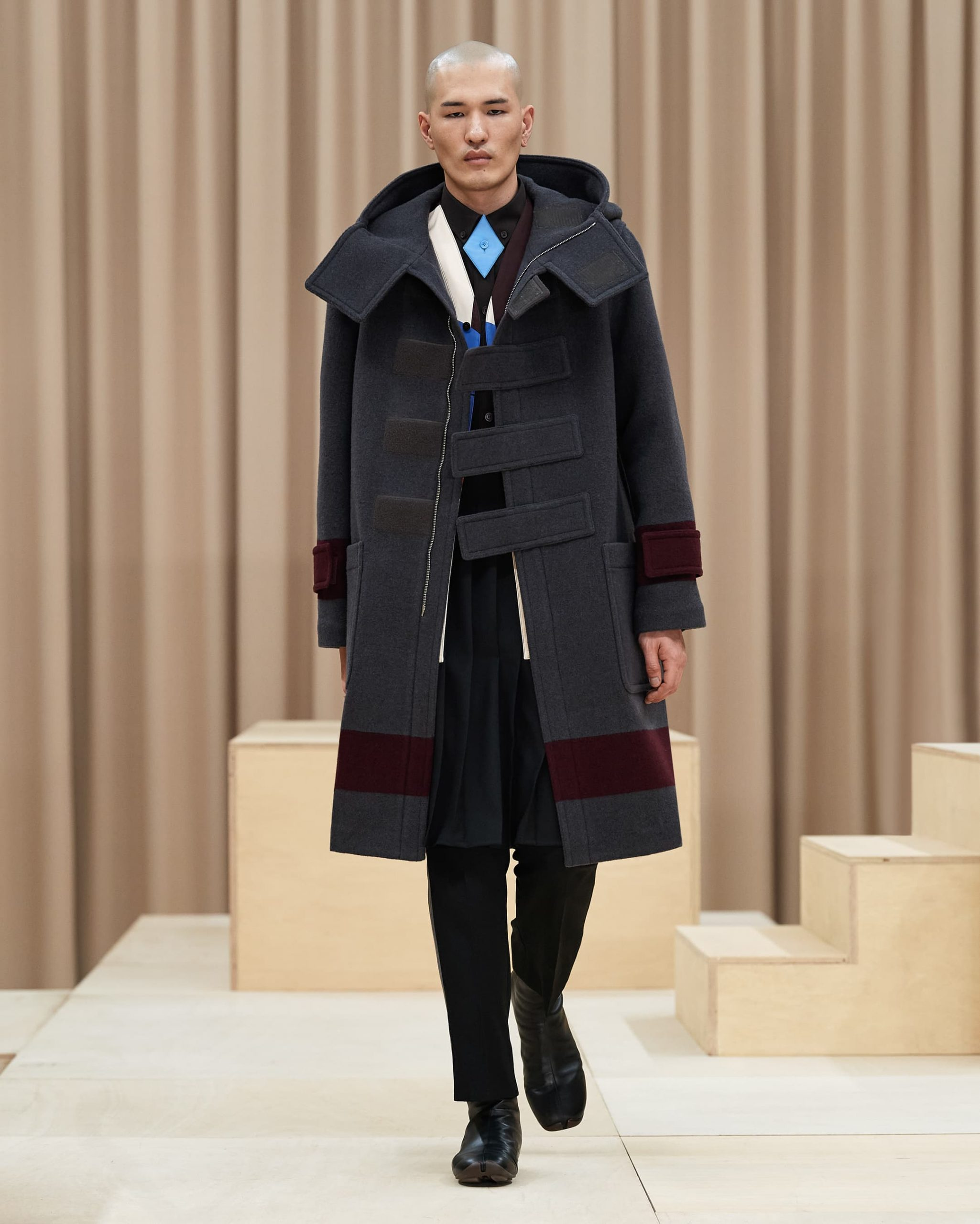 Burberry Men's Fall 2021 Fashion Show Review