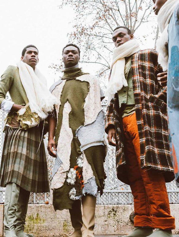NYMD, Maisie Wilen, Geoffrey Mac Fall 2021 Fashion Show Review