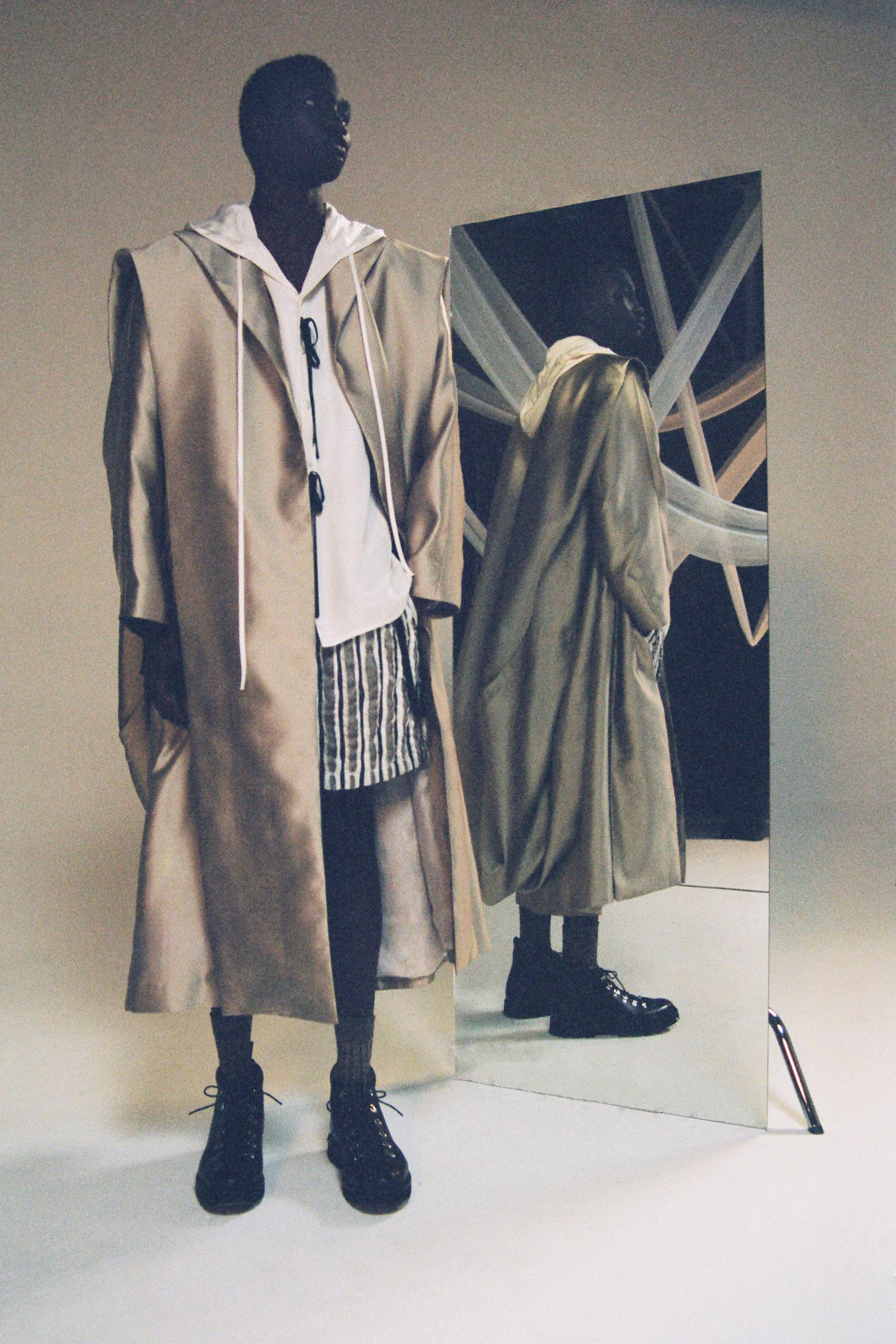 Danshan Fall 2021 Men's Fashion Show