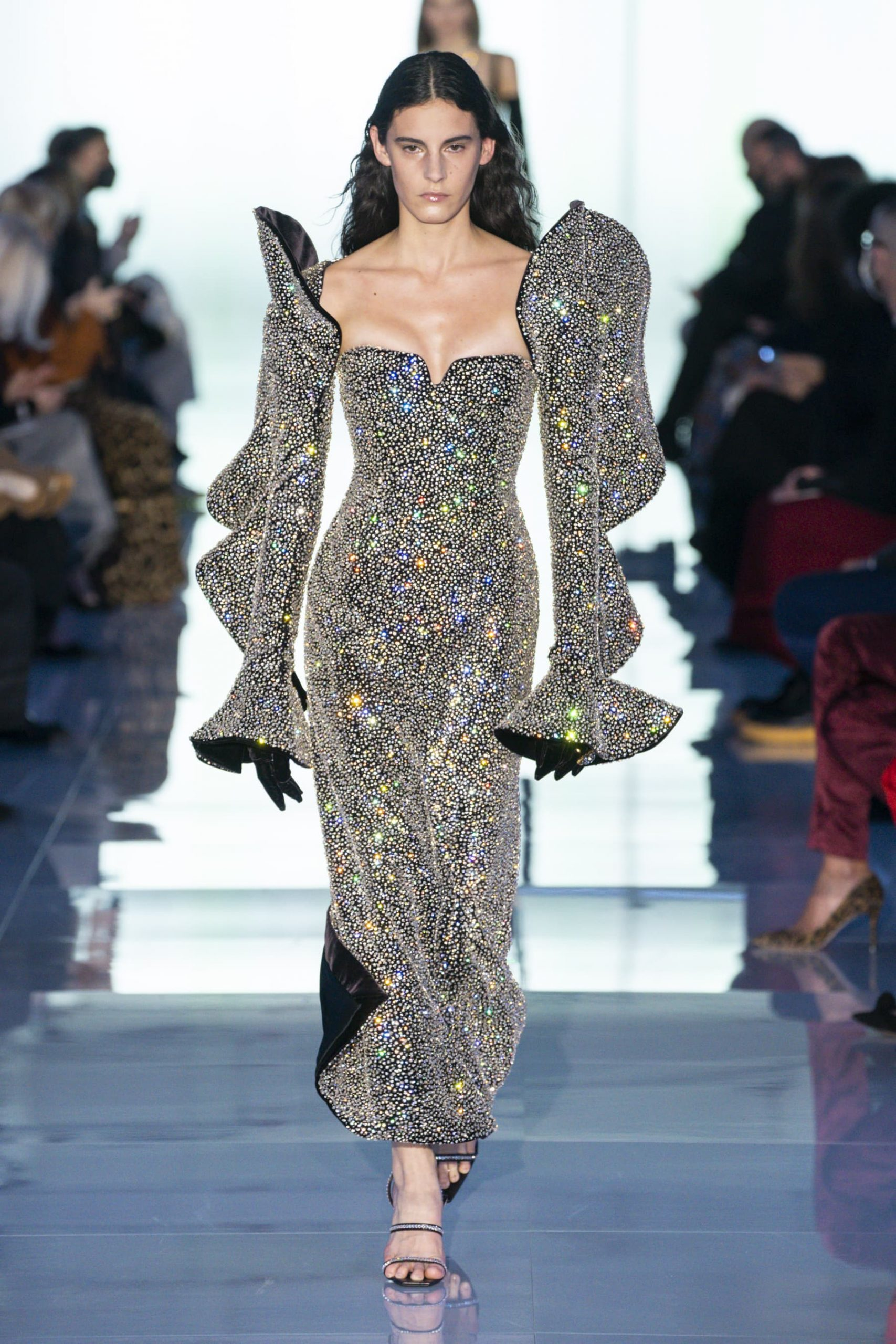 Nº21, Missoni, Alberta Ferretti, Brunello Cucinelli, Del Core Fall 2021 Fashion Show Review