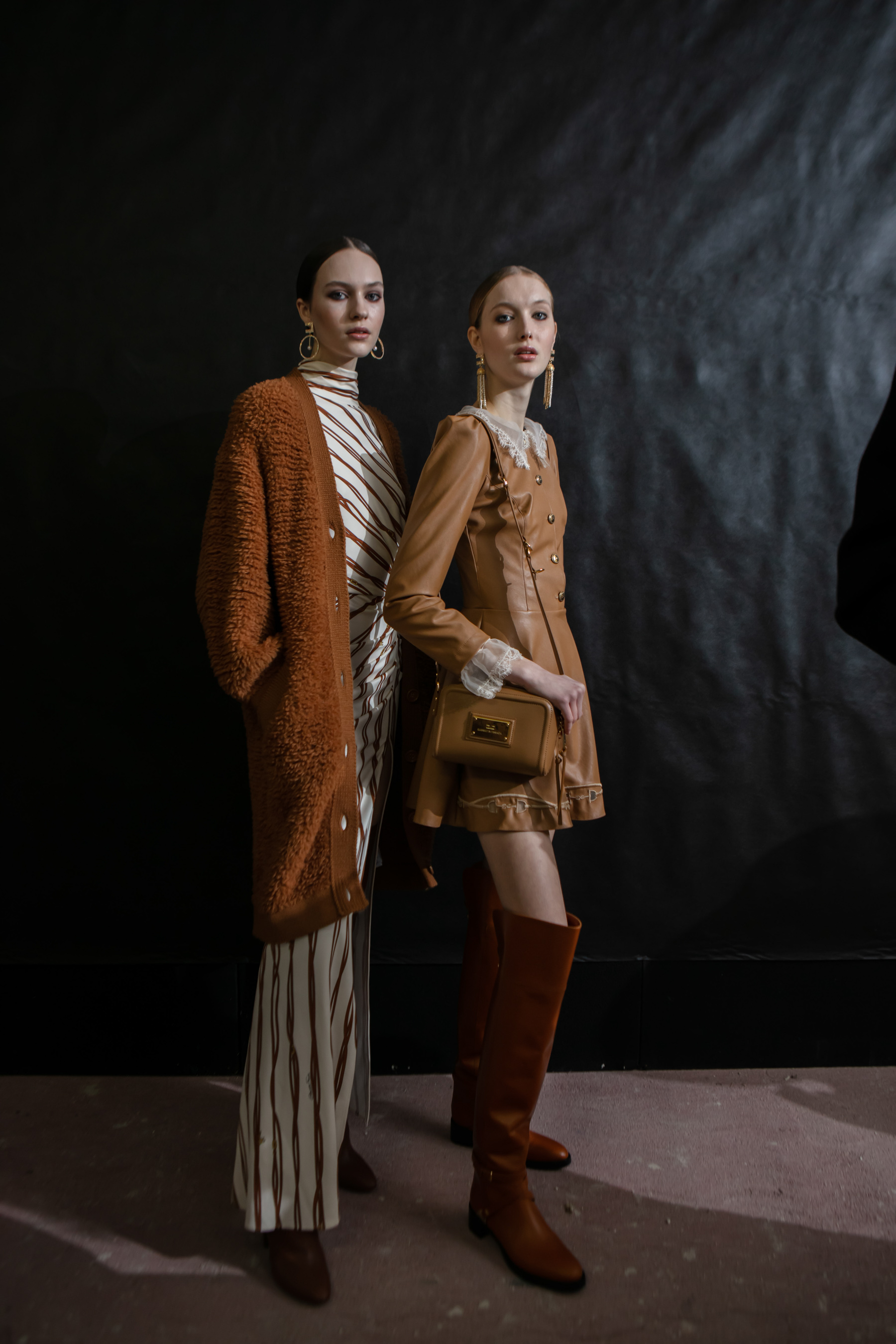 Elisabetta Franchi Fall 2021 Fashion Show