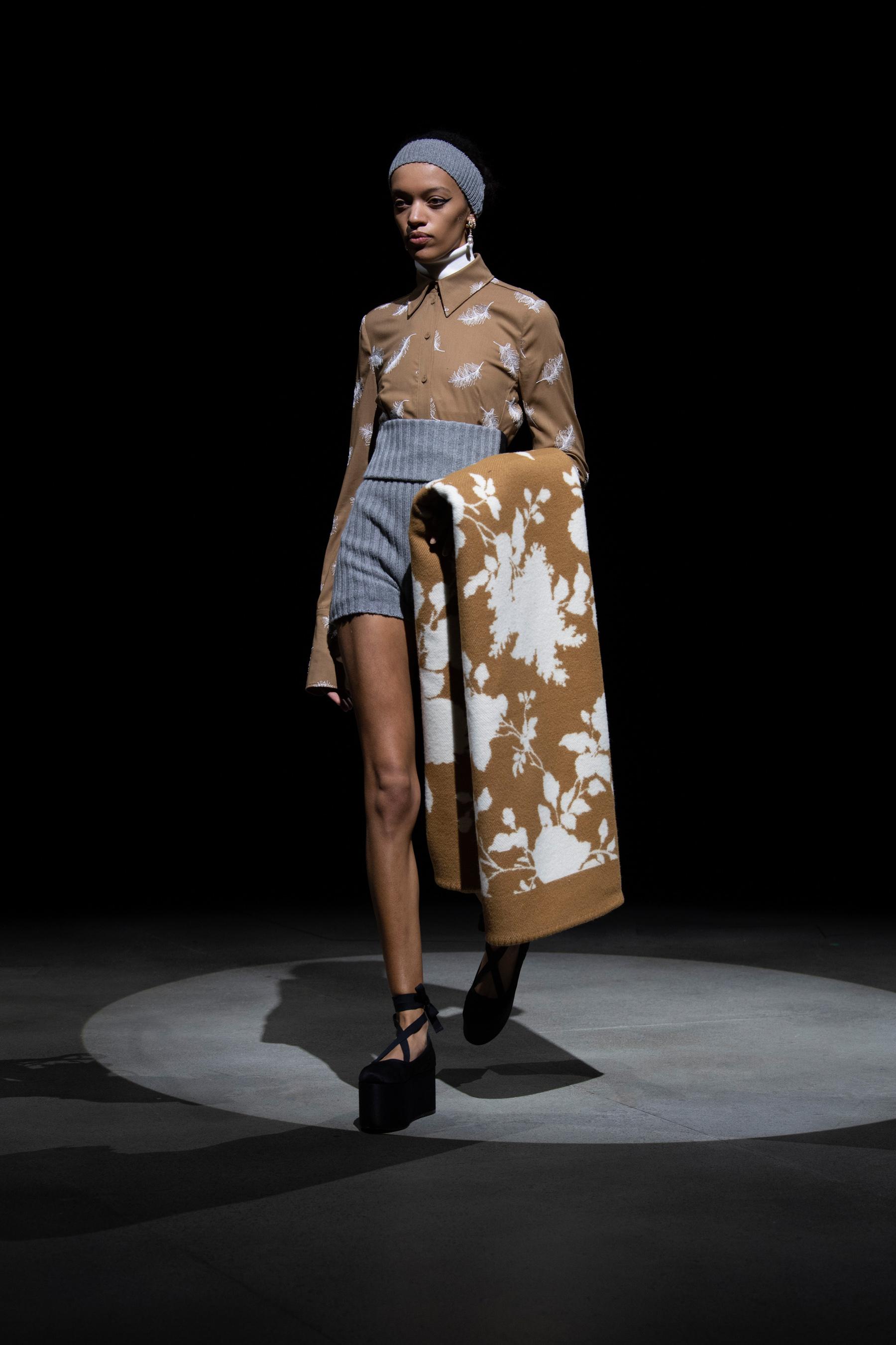 Erdem Fall 2021 Fashion Show