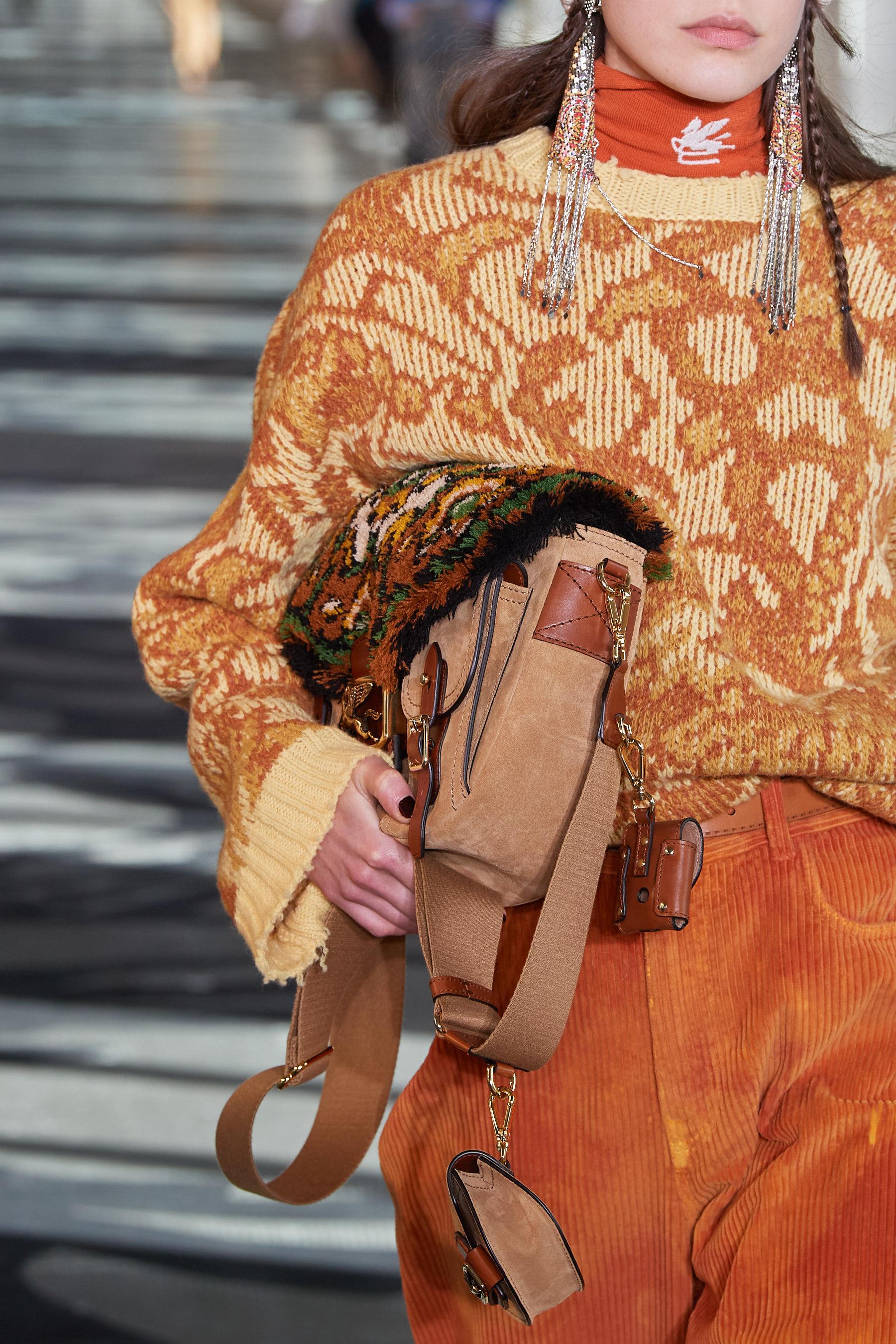 Etro Fall 2021 Fashion Show