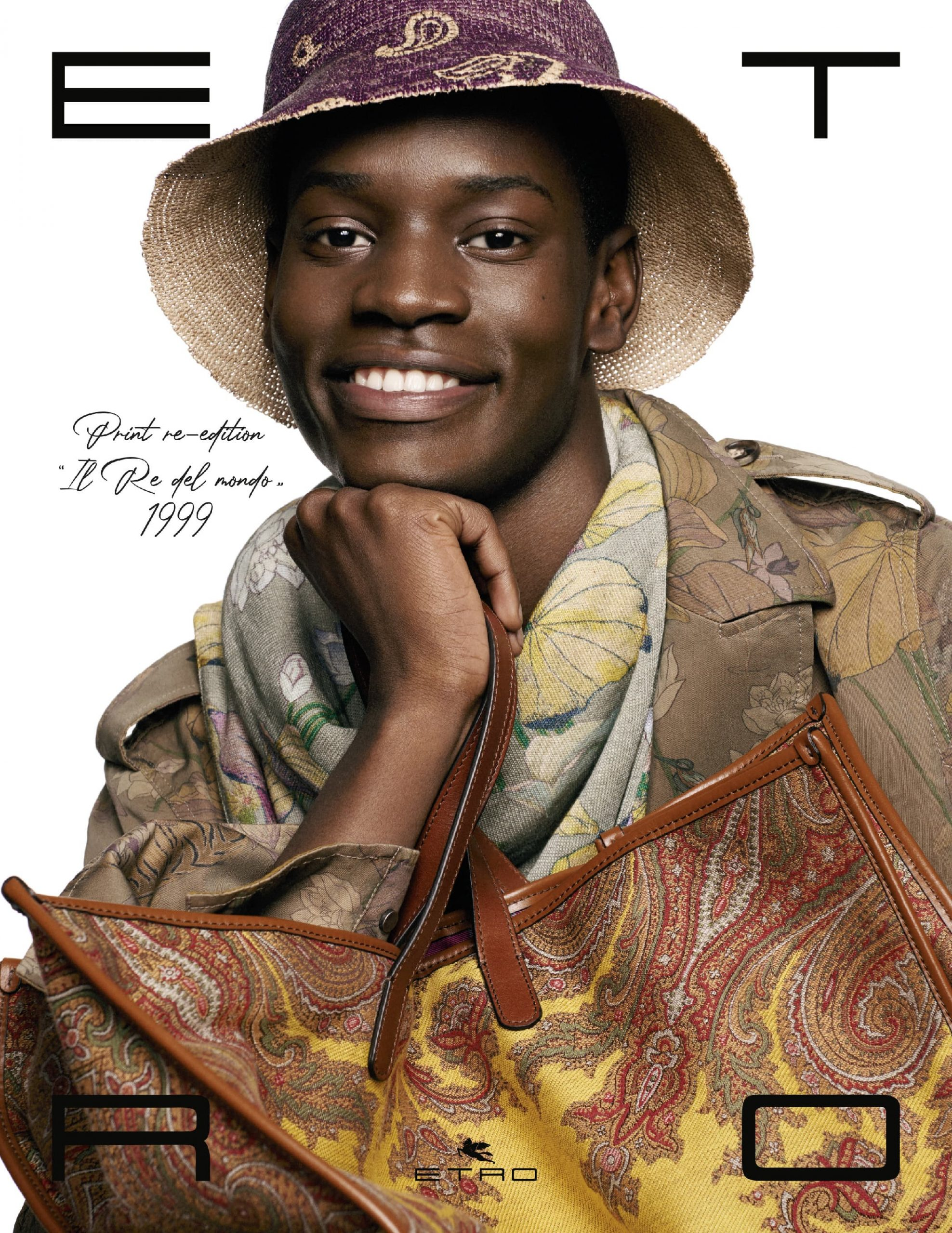 Etro Spring 2021 Ad Campaign Film & Photos