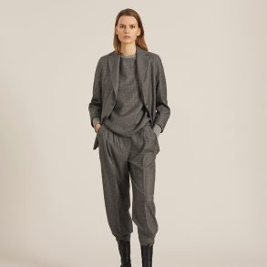 Bianca Saunders Spring 2021 Fashion Show Photos