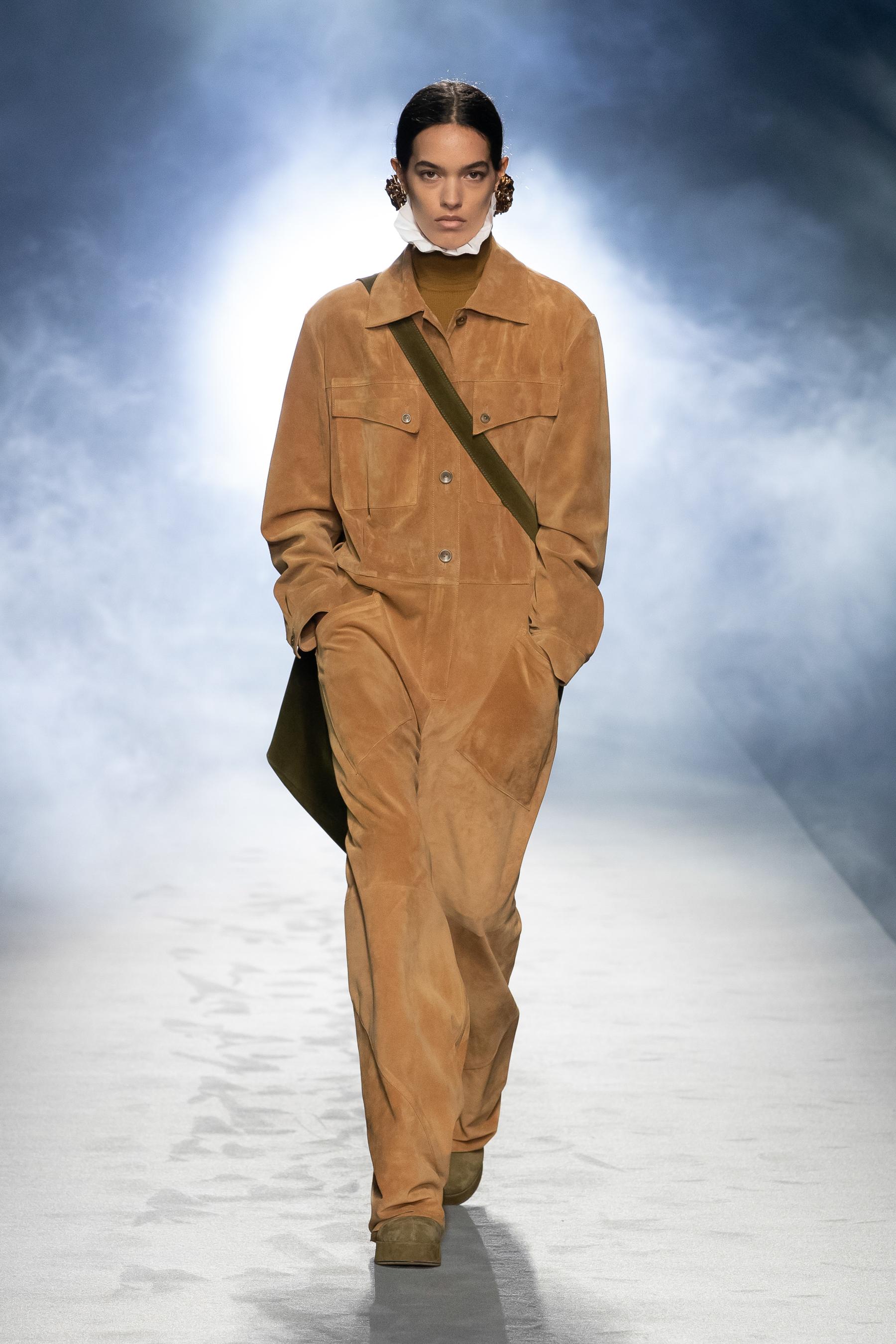 Alberta Ferretti Fall 2021 Fashion Show