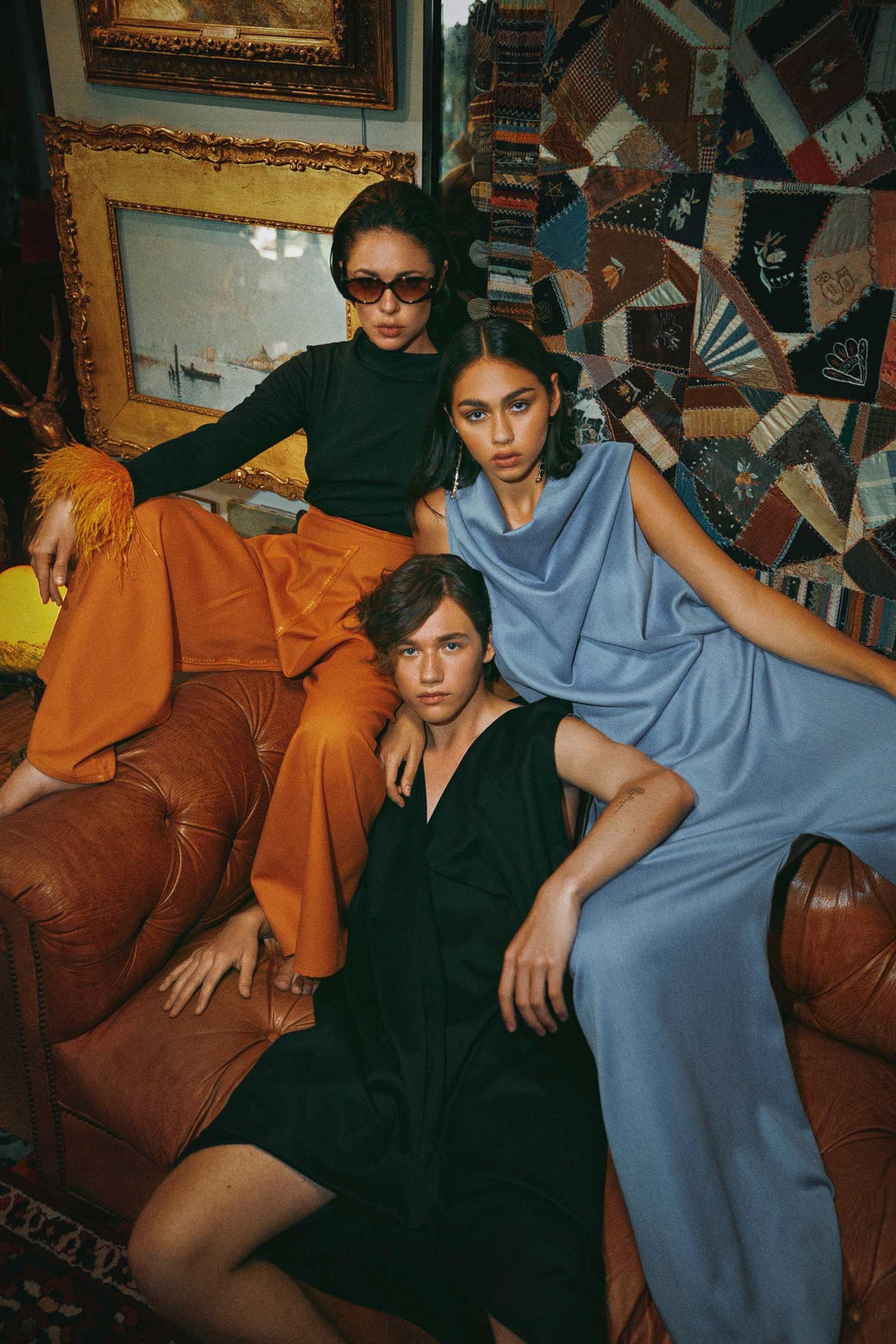 Lupe Gajardo Fall 2021 Fashion Show