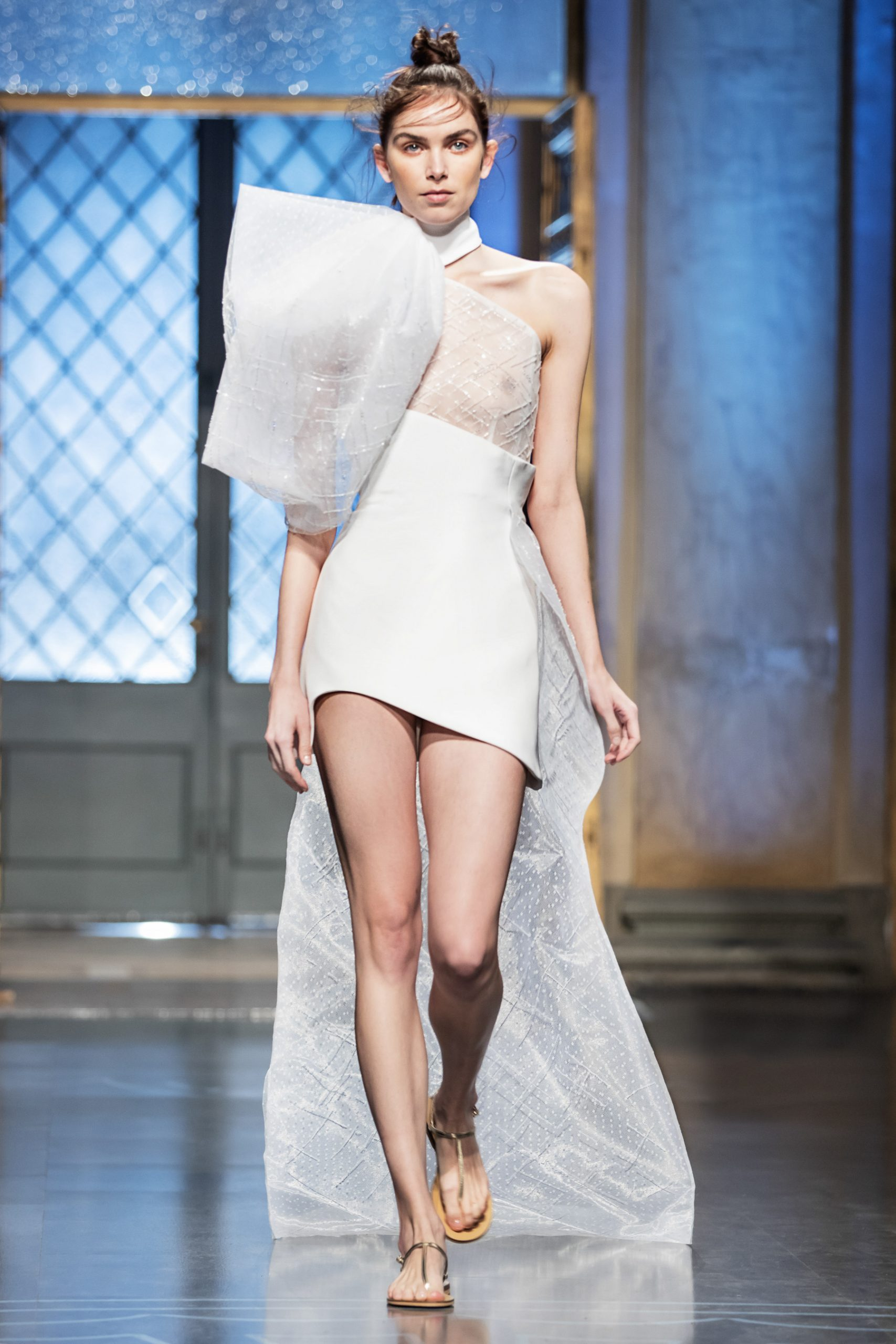 Sheer Spring 2021 Couture Fashion Trend
