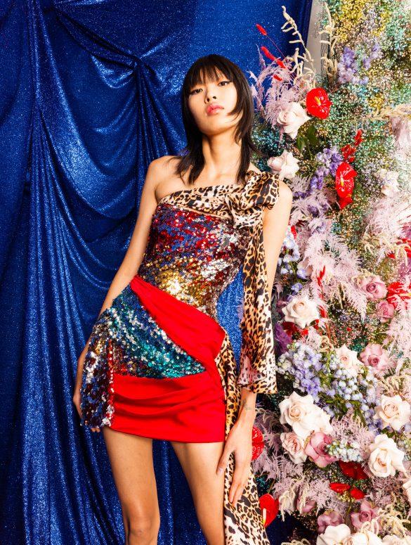 Halpern Fall 2021 Fashion Show