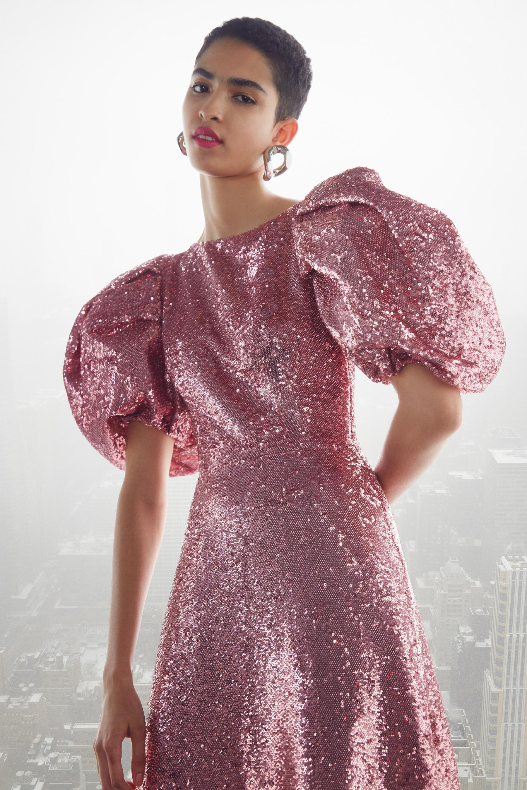 Carolina Herrera Fall 2021 Fashion Show