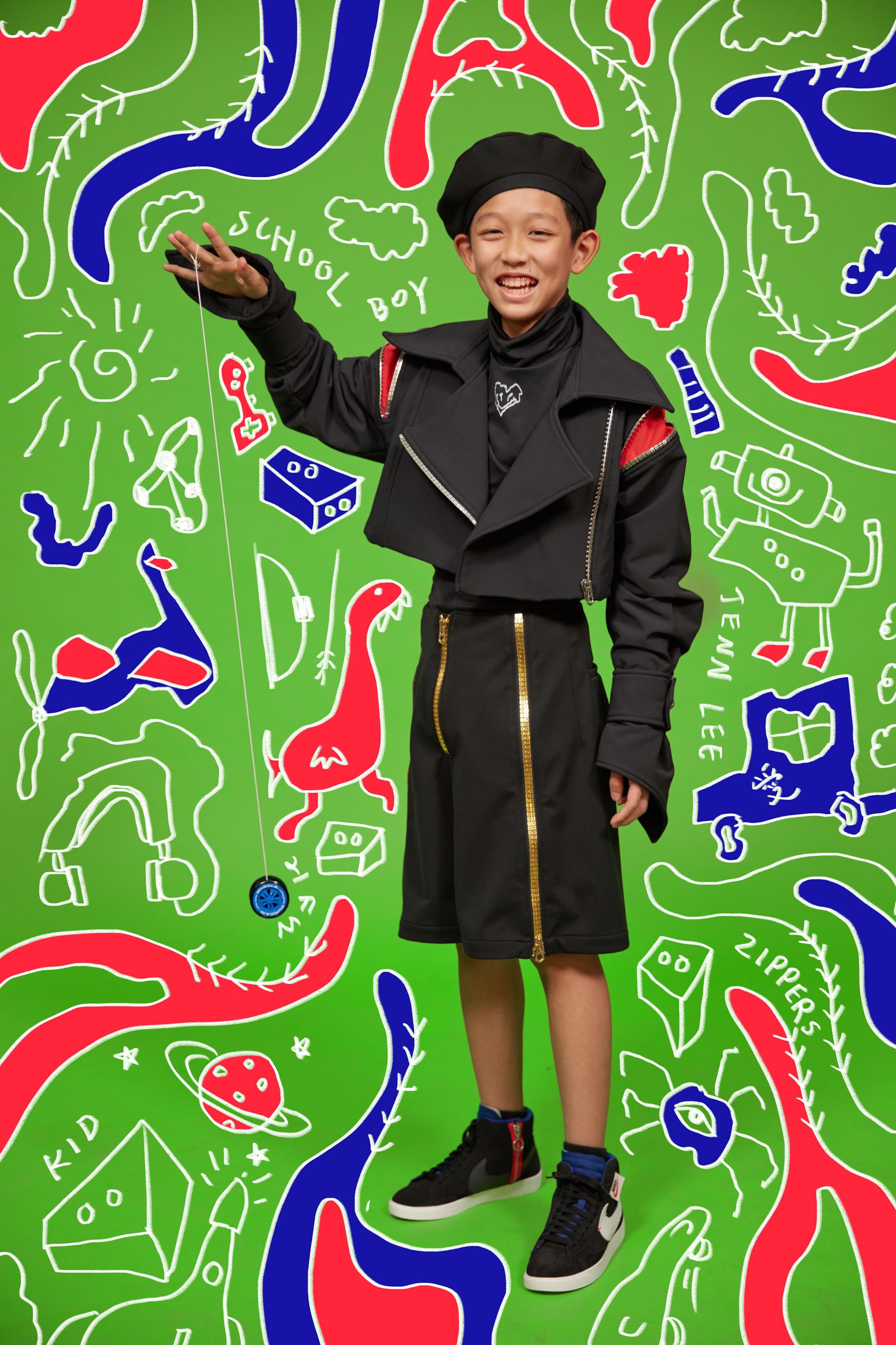 Jenn Lee Fall 2021 Fashion Show