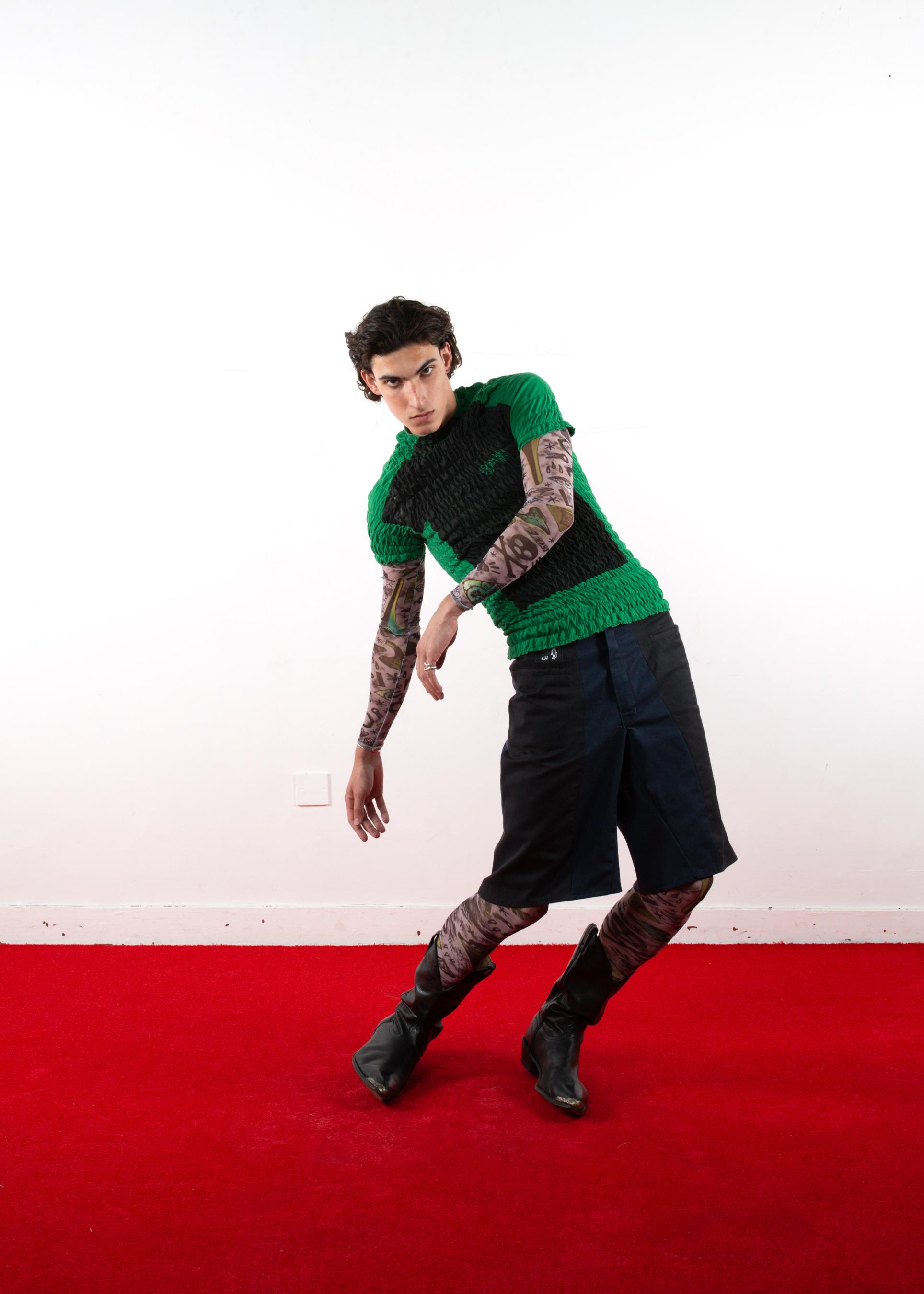 Liam Hodges Fall 2021 Fashion Show