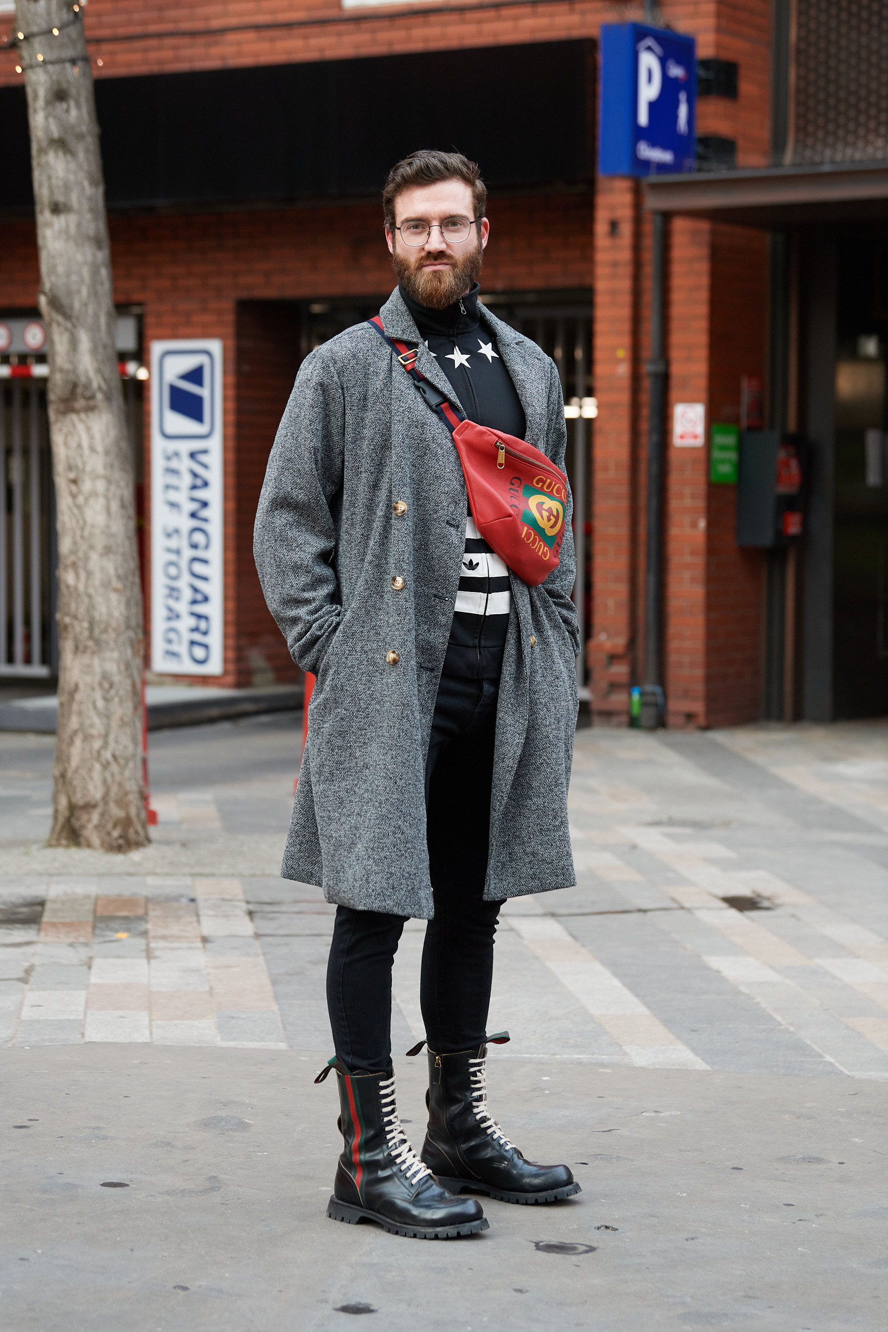 London Street Style Fall 2021 Day 2