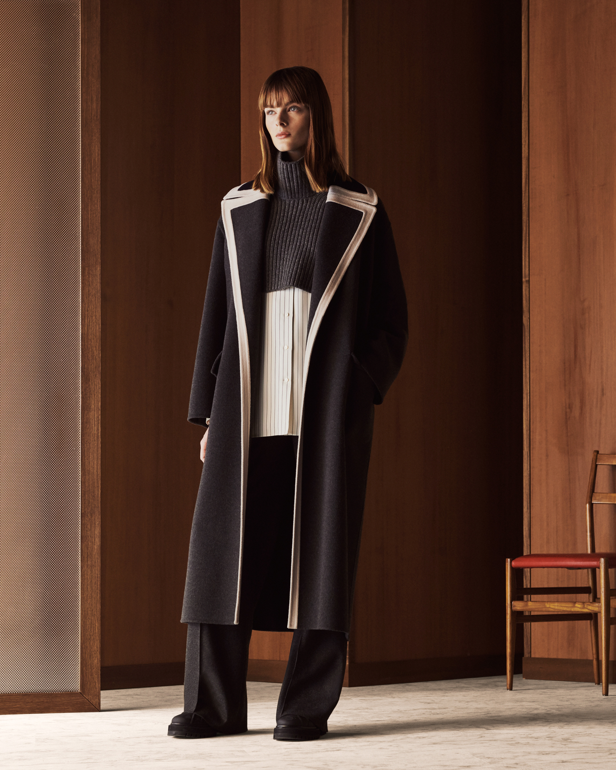 Loro Piana Fall 2021 Fashion Show