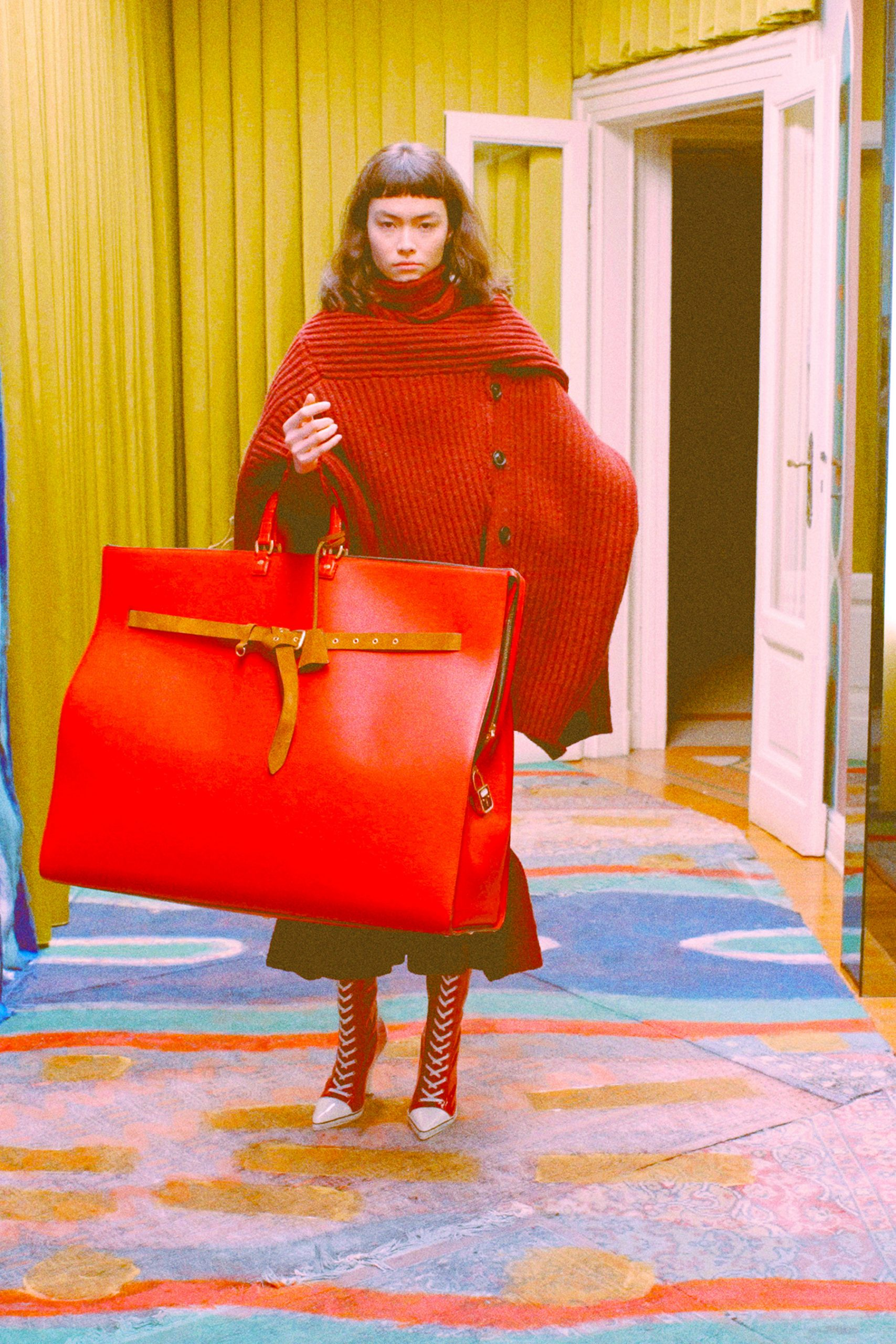 Marni Fall 2021 Fashion Show Review