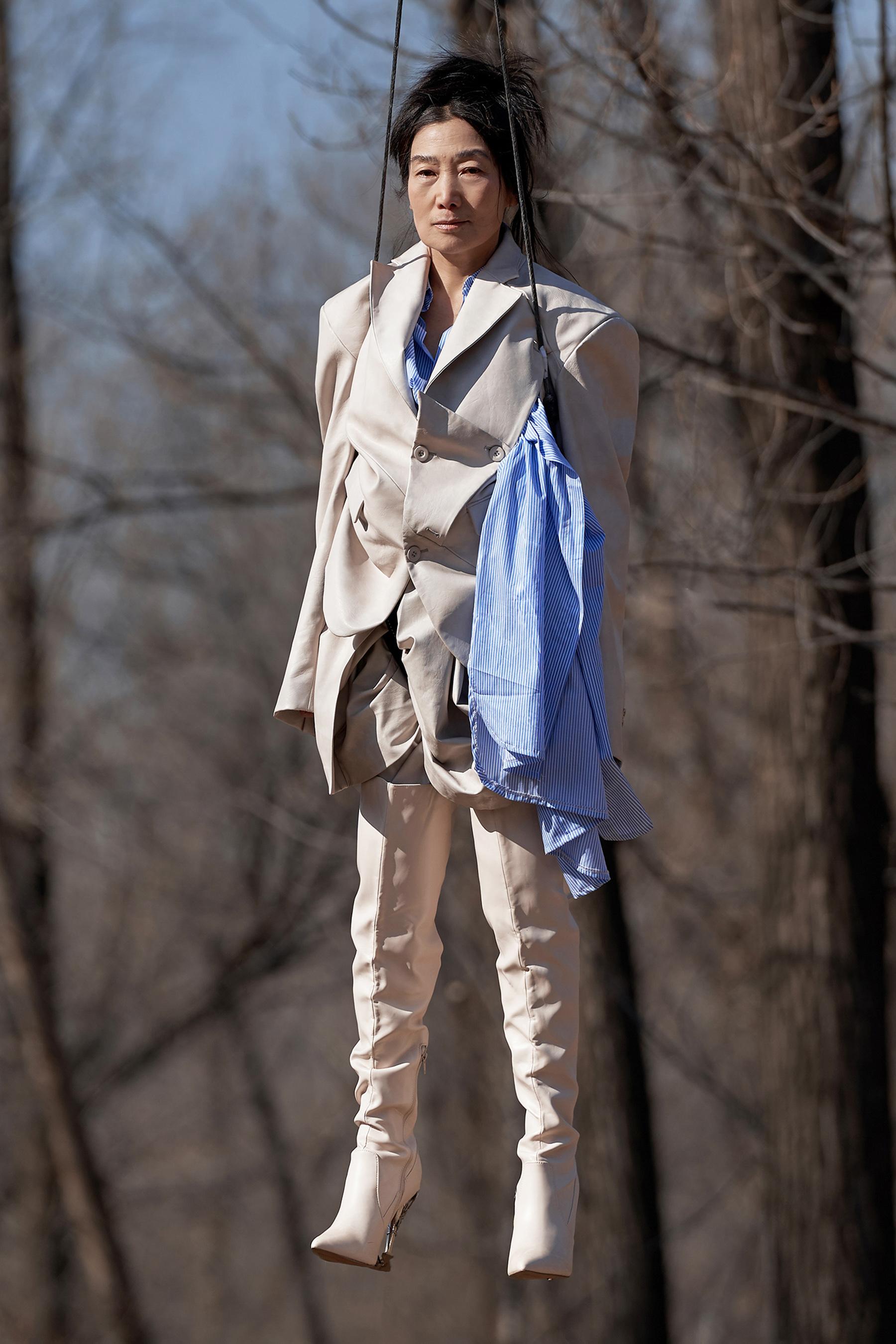 Marrknull Fall 2021 Fashion Show