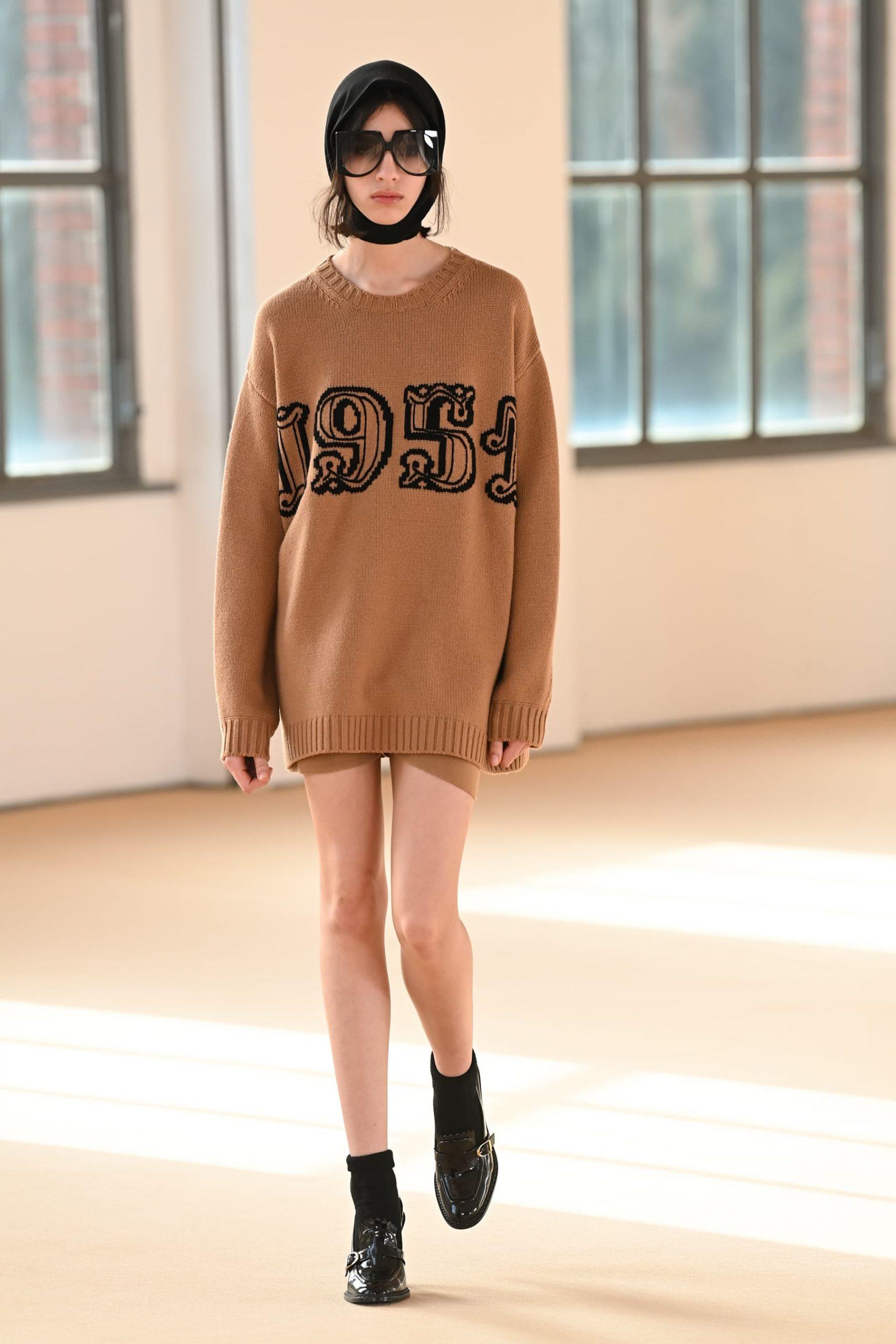 Max Mara Fall 2021 Fashion Show Review