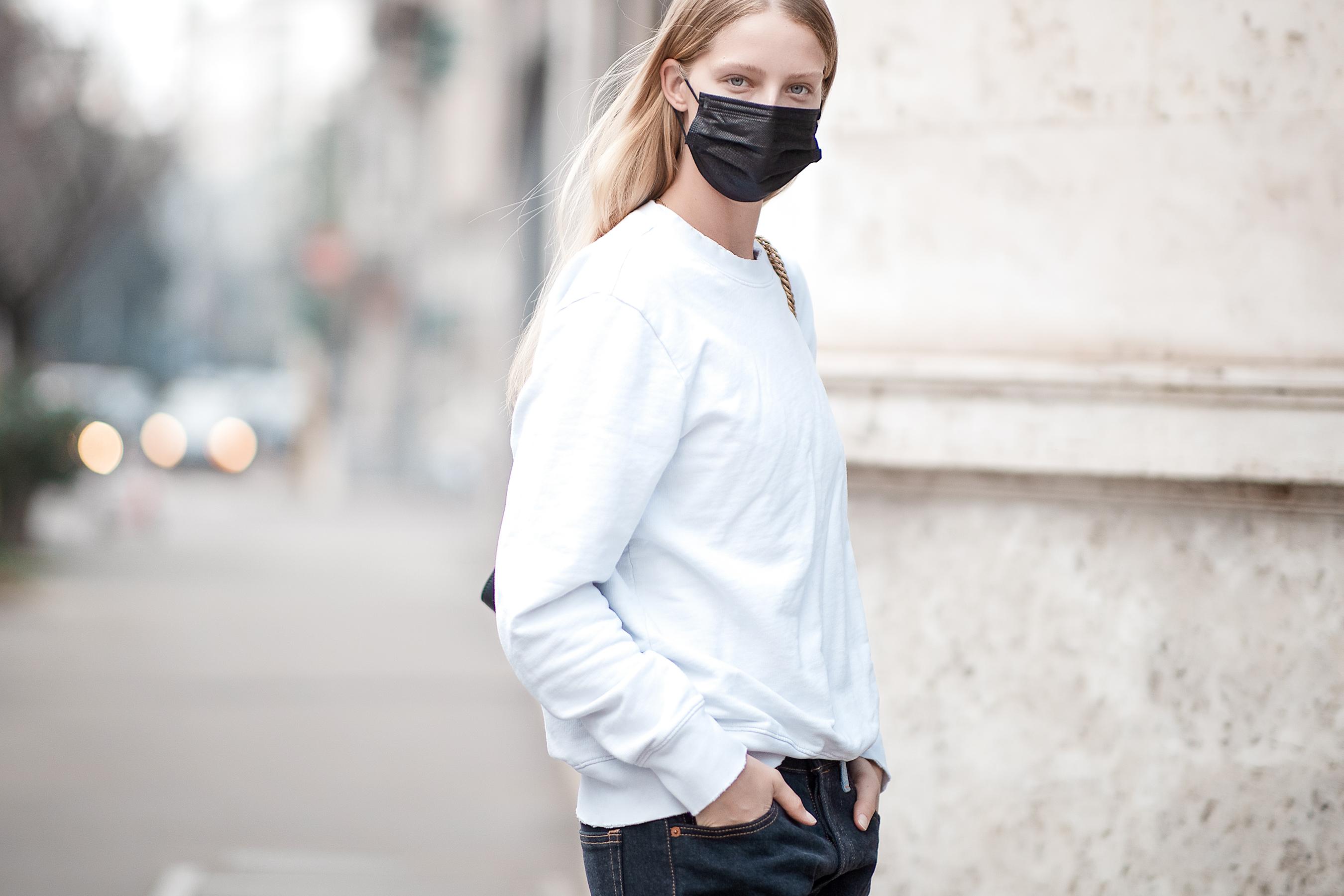 Milan Street Style Fall 2021 Day 1
