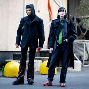 Stockholm Fashion Week Fall 2021 Street Style Photos