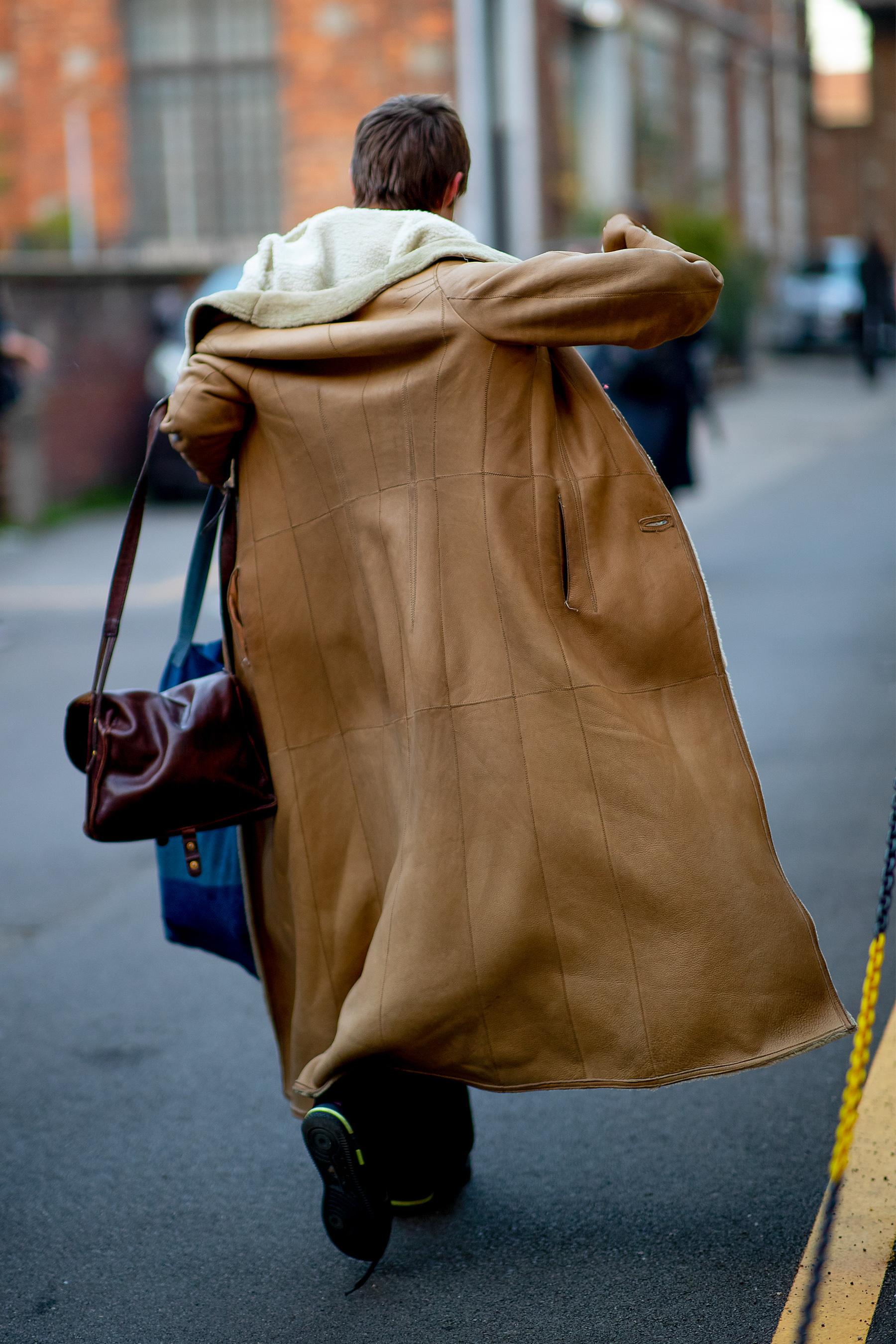 Milan Street Style Fall 2021 Day 2