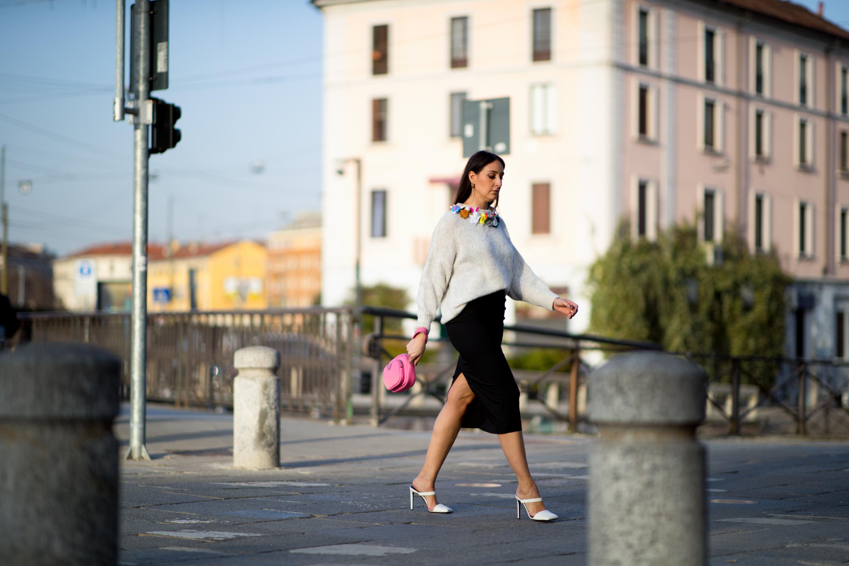 Milan Street Style Fall 2021 Day 5