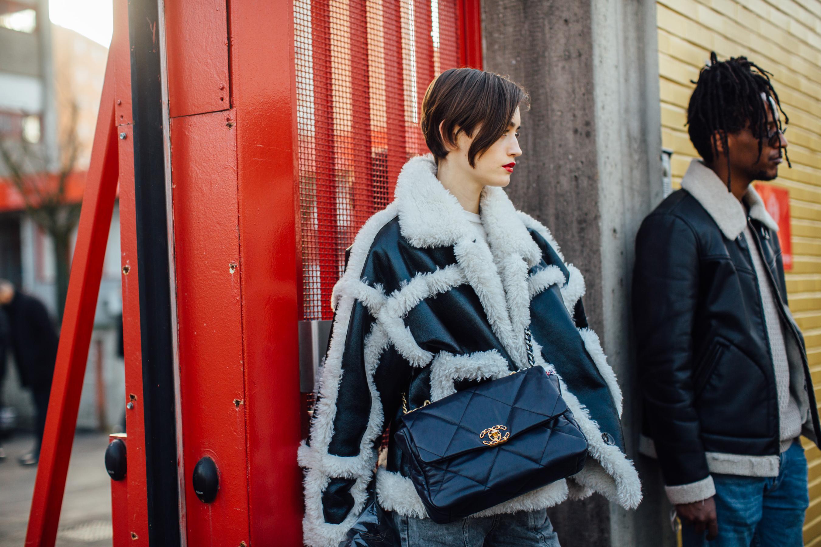 Milan Fashion Week Fall 2021 Street Style Photos
