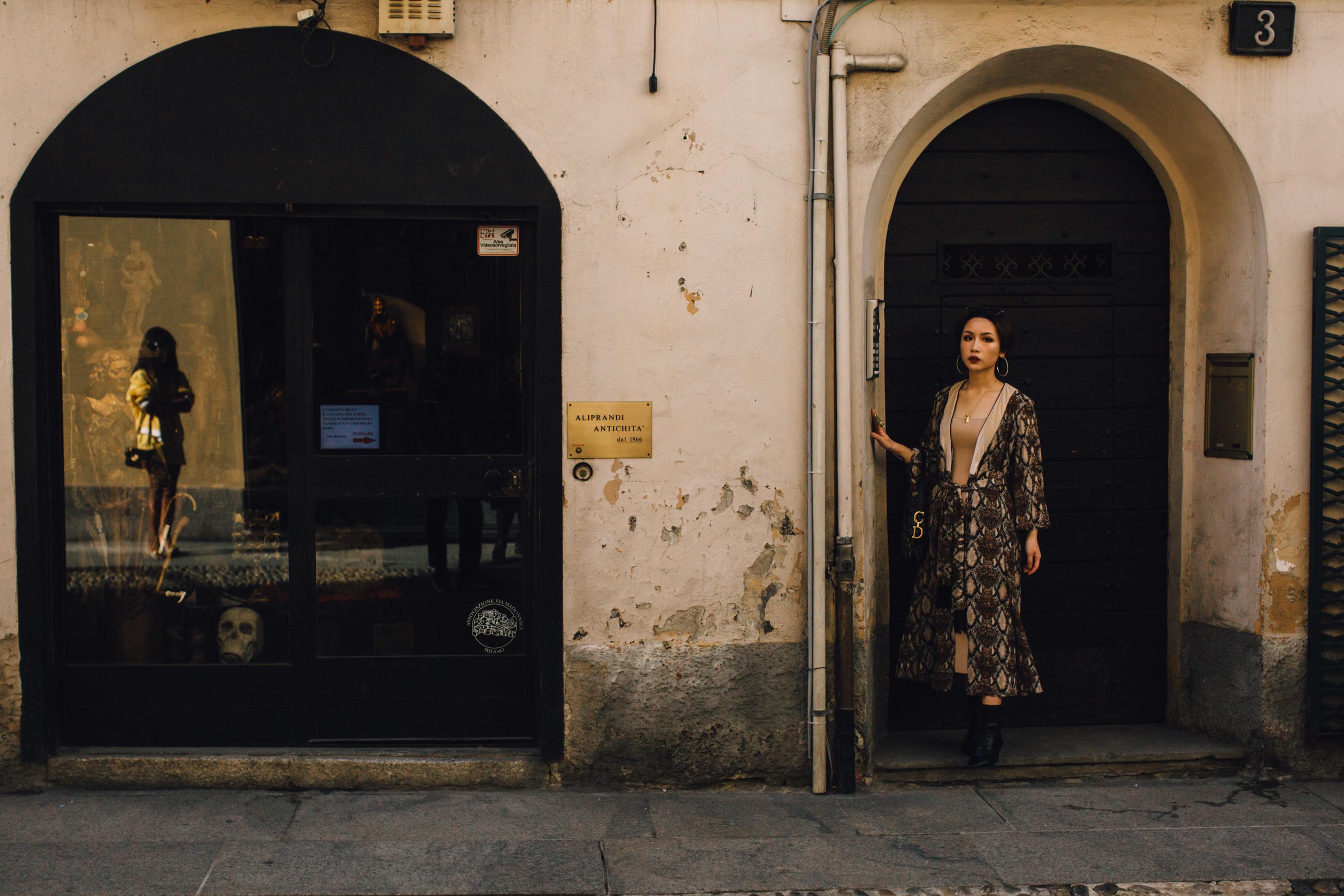 Milan Street Style Fall 2021 Day 3