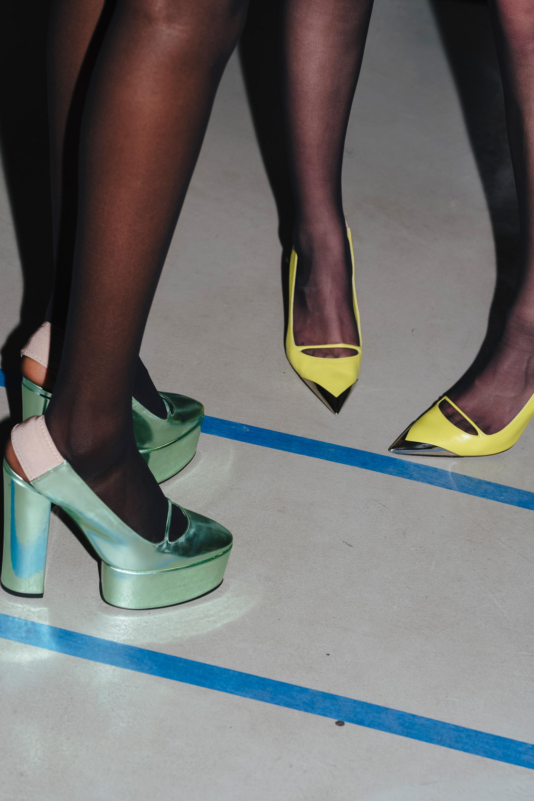 N°21 Fall 2021 Fashion Show