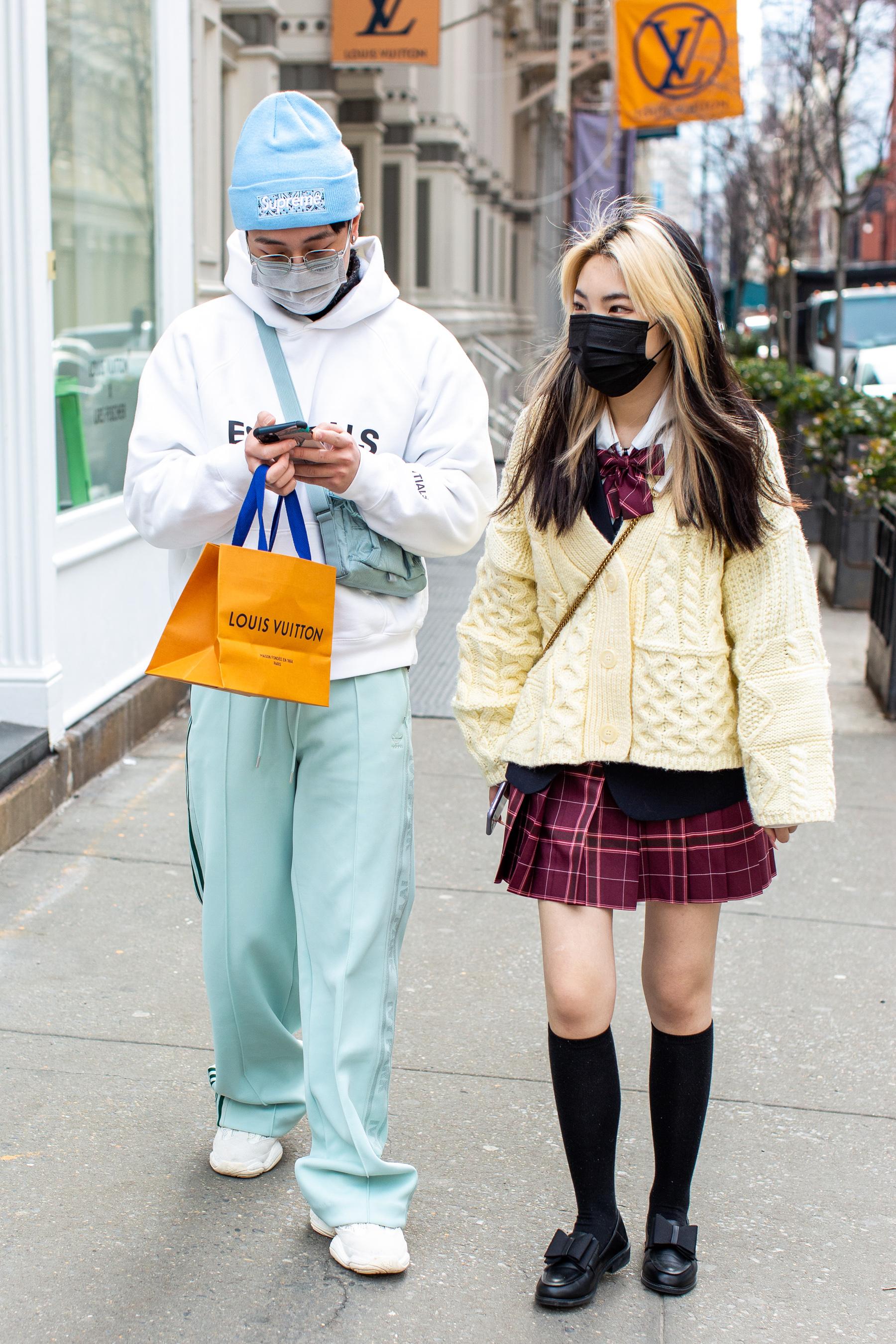 New York Fashion Week Fall 2021 Street Style Photos