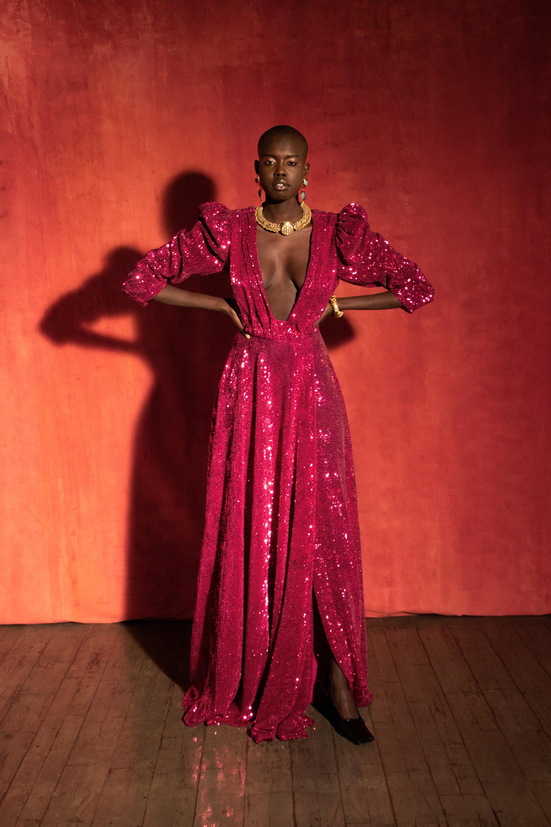 Osman Fall 2021 Fashion Show