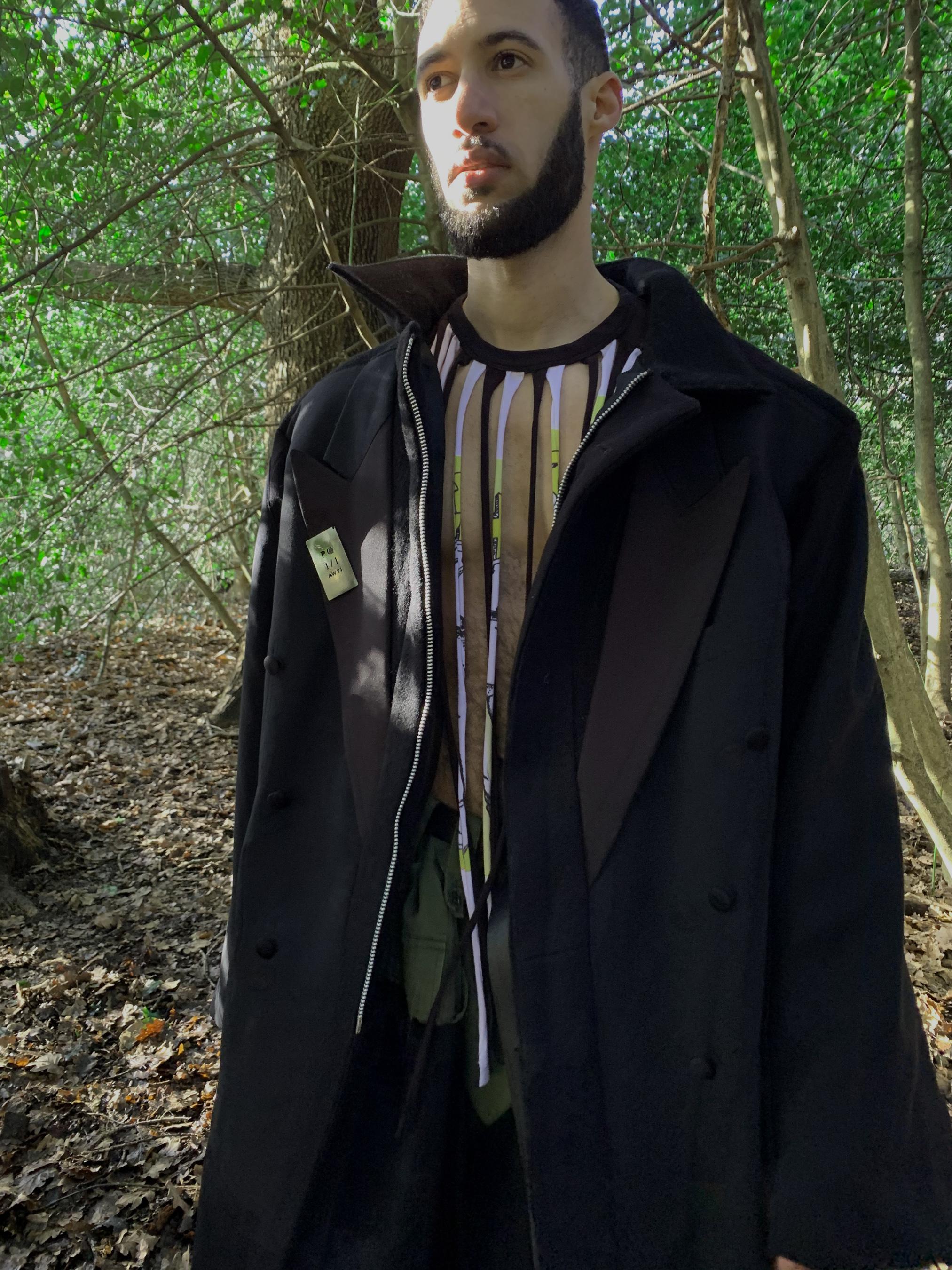 Per Gotesson Fall 2021 Men's Fashion Show