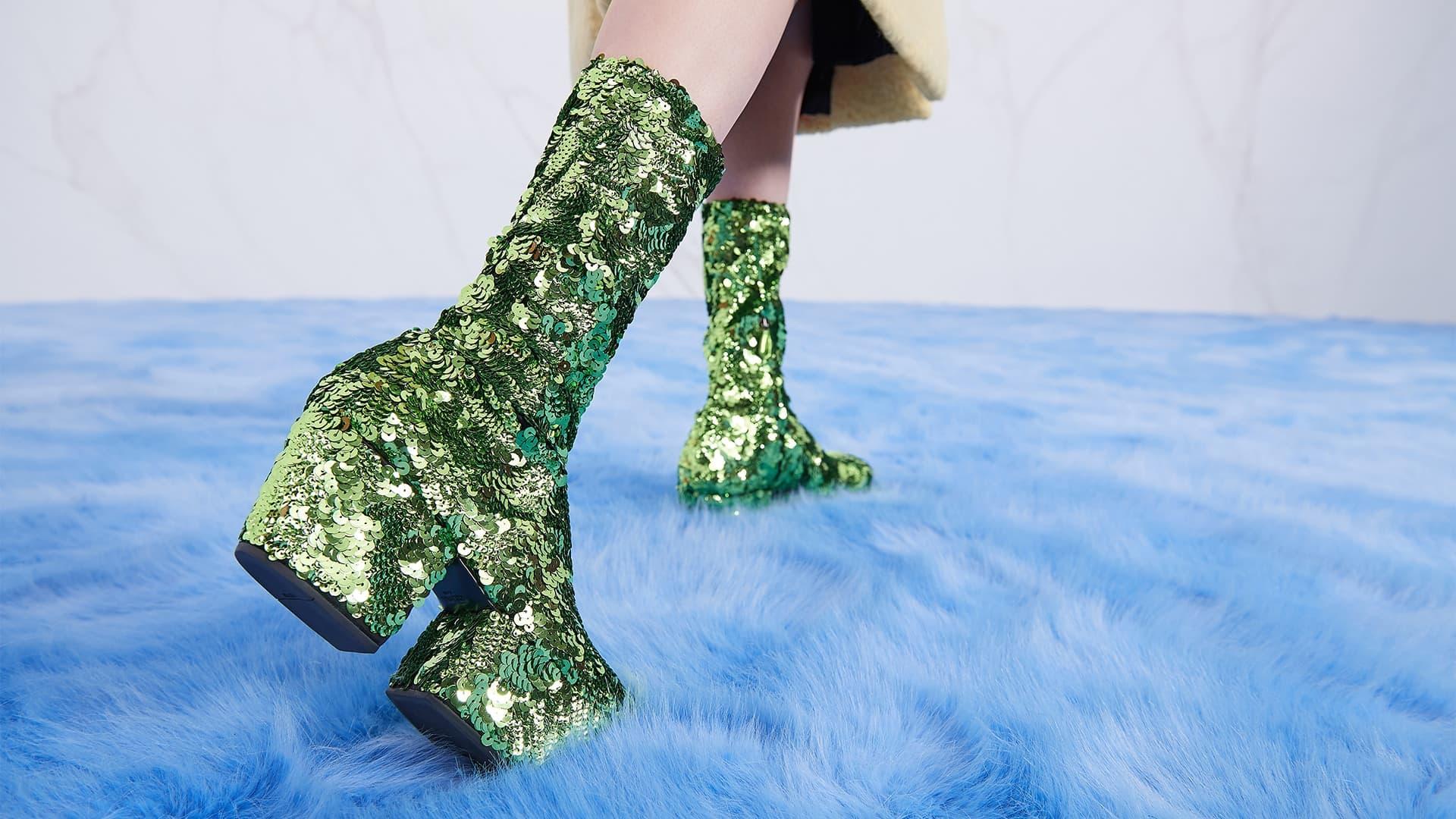 Prada Fall 2021 Fashion Show Review