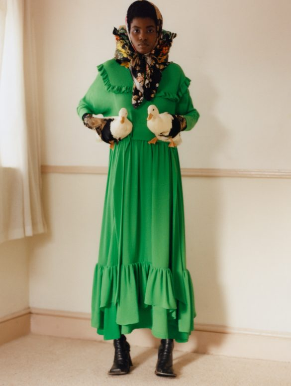 Preen By Thornton Bregazzi Fall 2021 Fashion Show