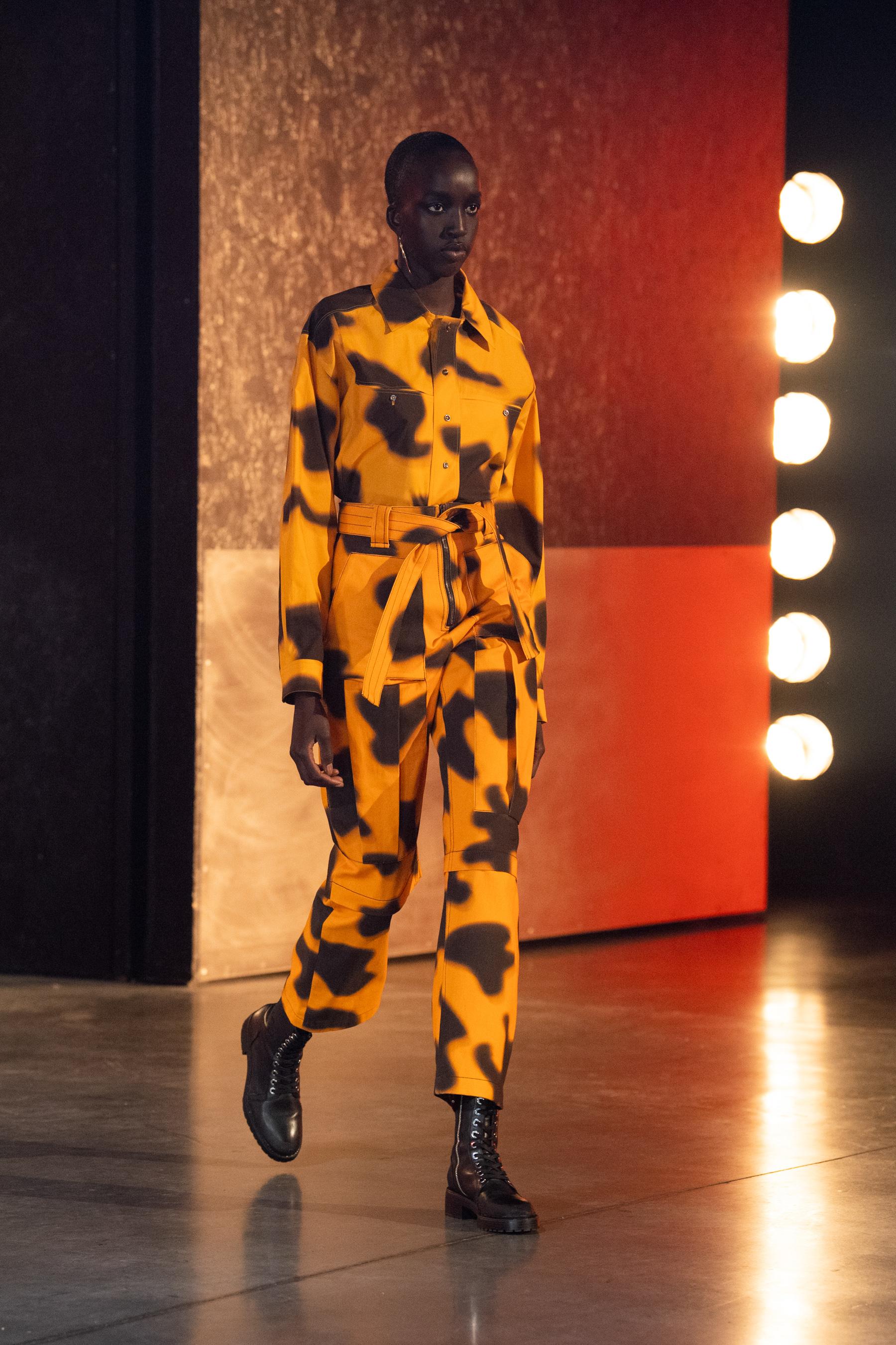 Qasimi Fall 2021 Fashion Show