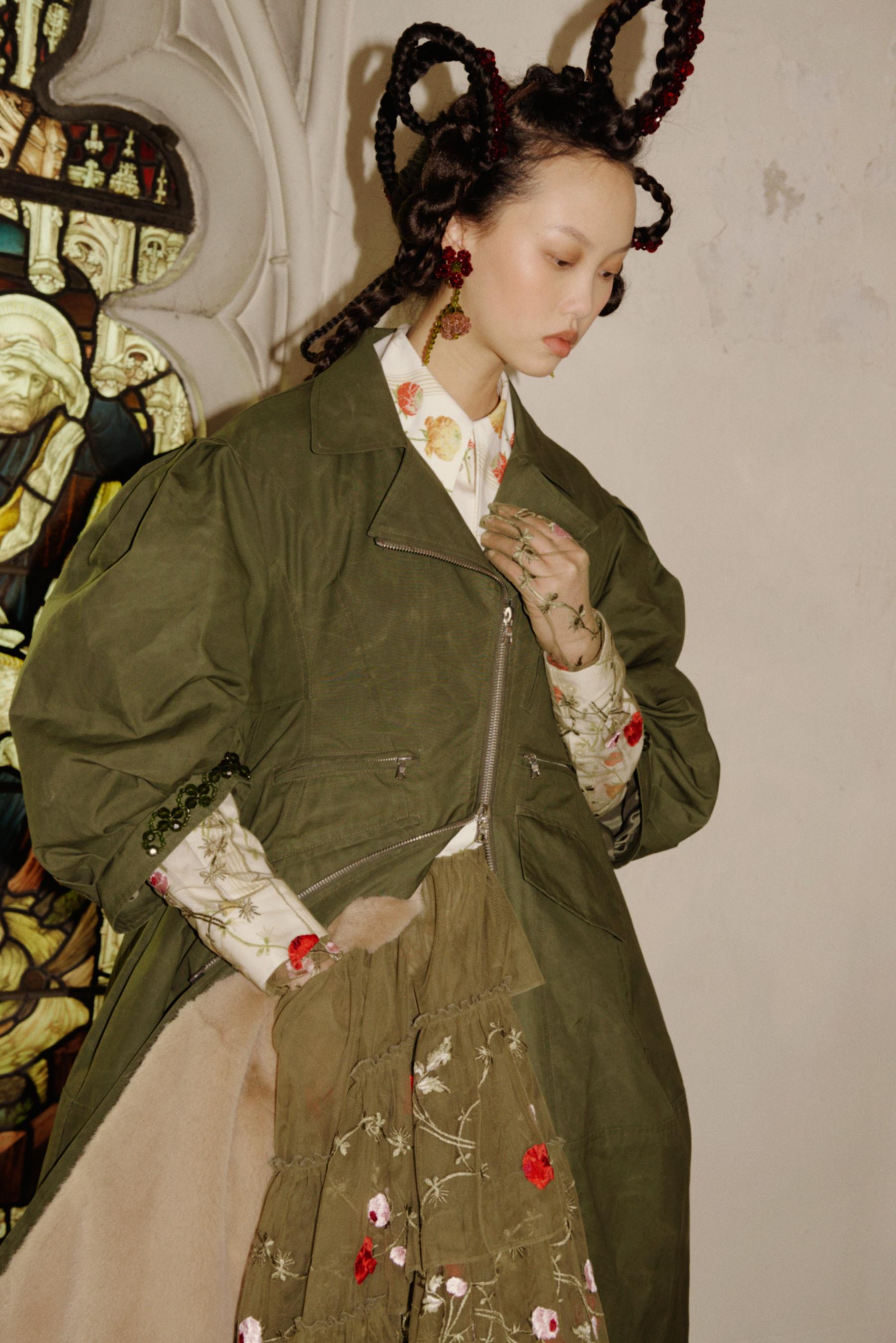 Simone Rocha Fall 2021 Fashion Show