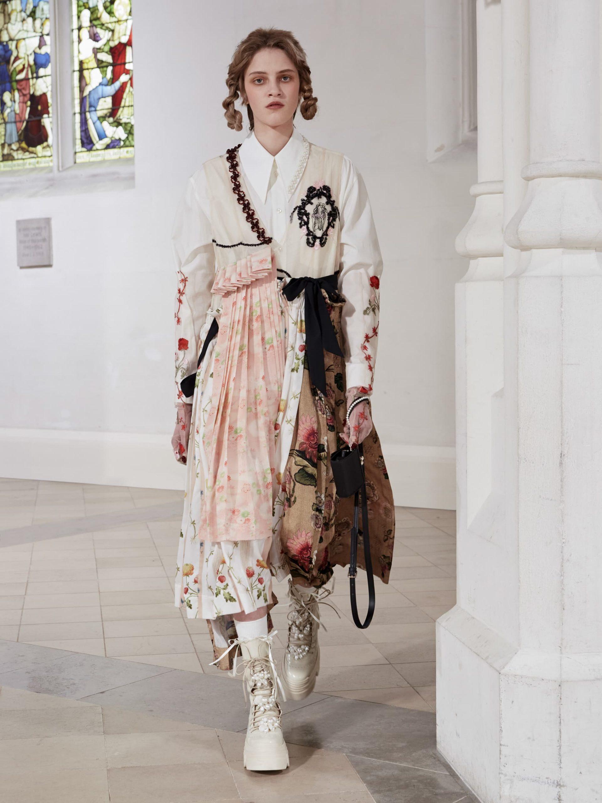 London Fall 2021 Fashion Show Reviews