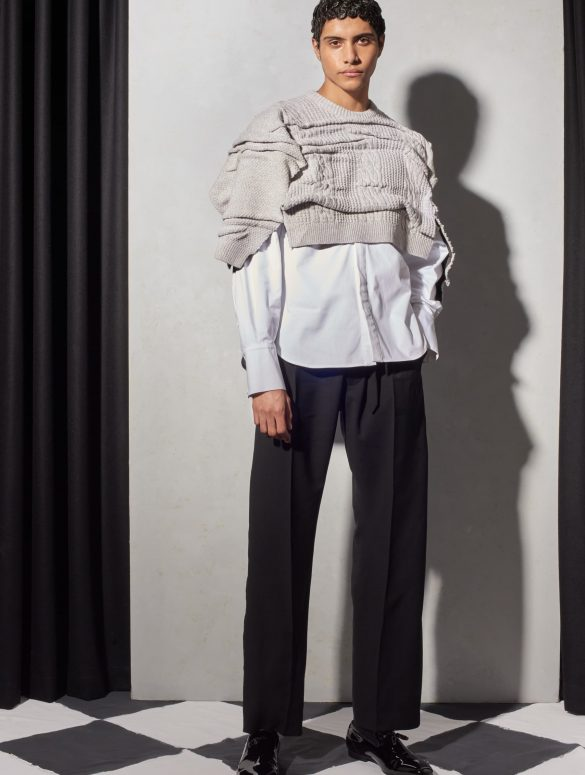 Bianca Saunders Fall 2021 Fashion Show Review