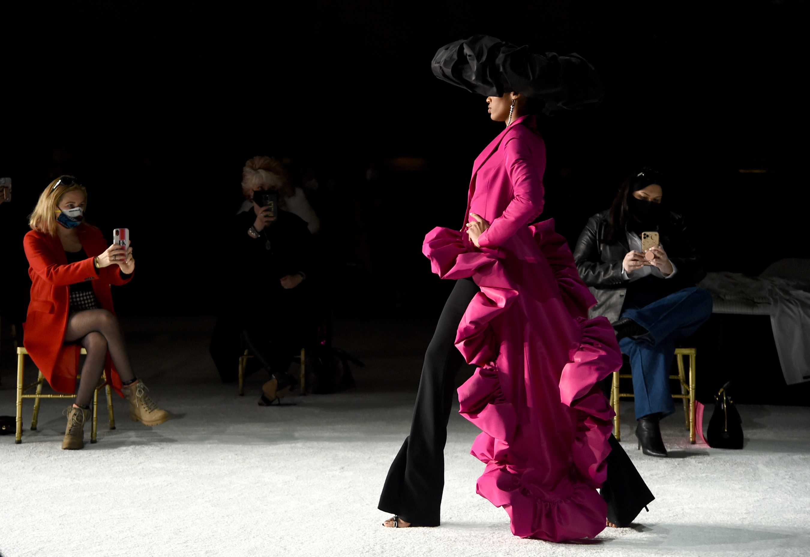 Christian Siriano Fall 2021 Fashion Show