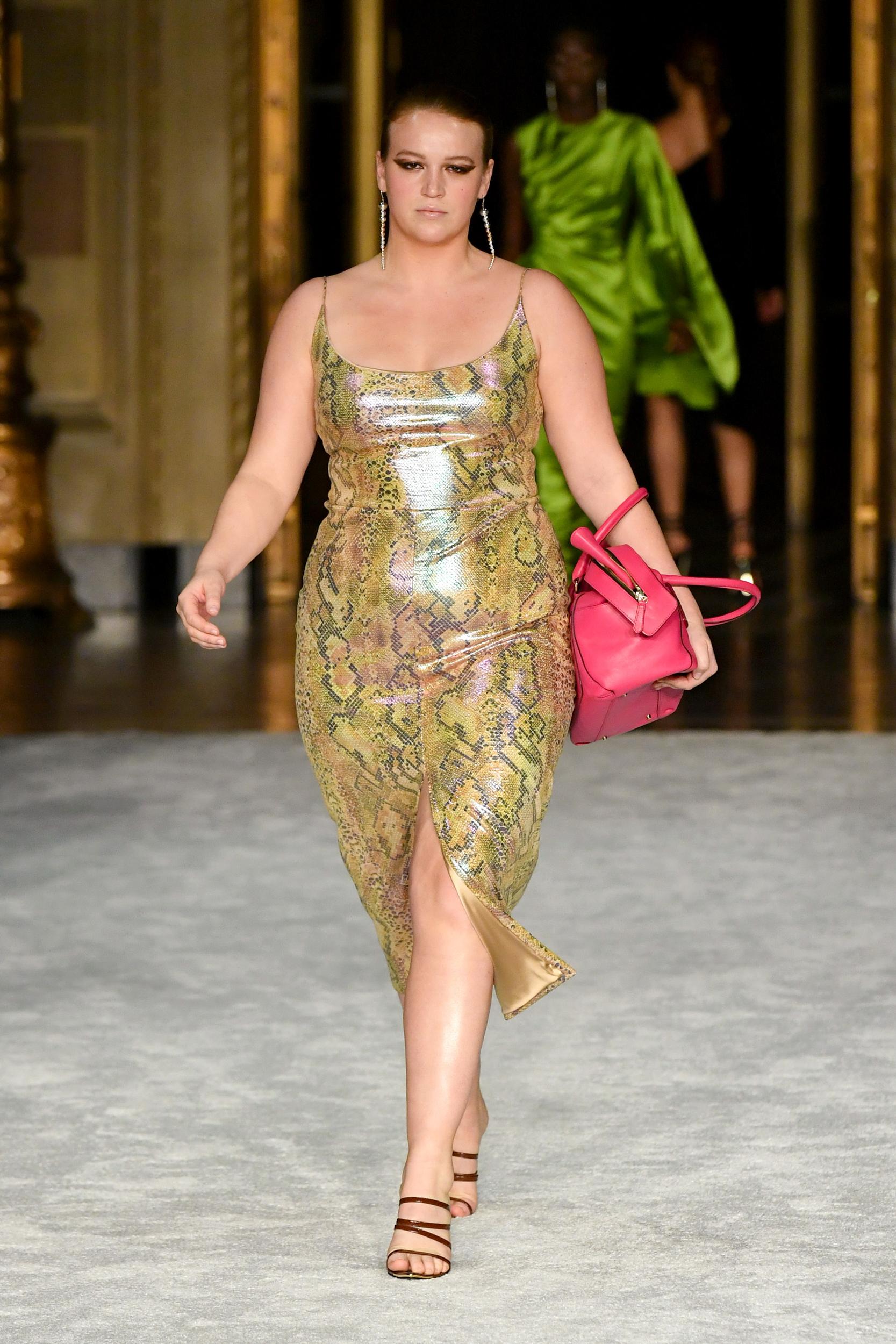 Christian Siriano Fall 2021 Fashion Show