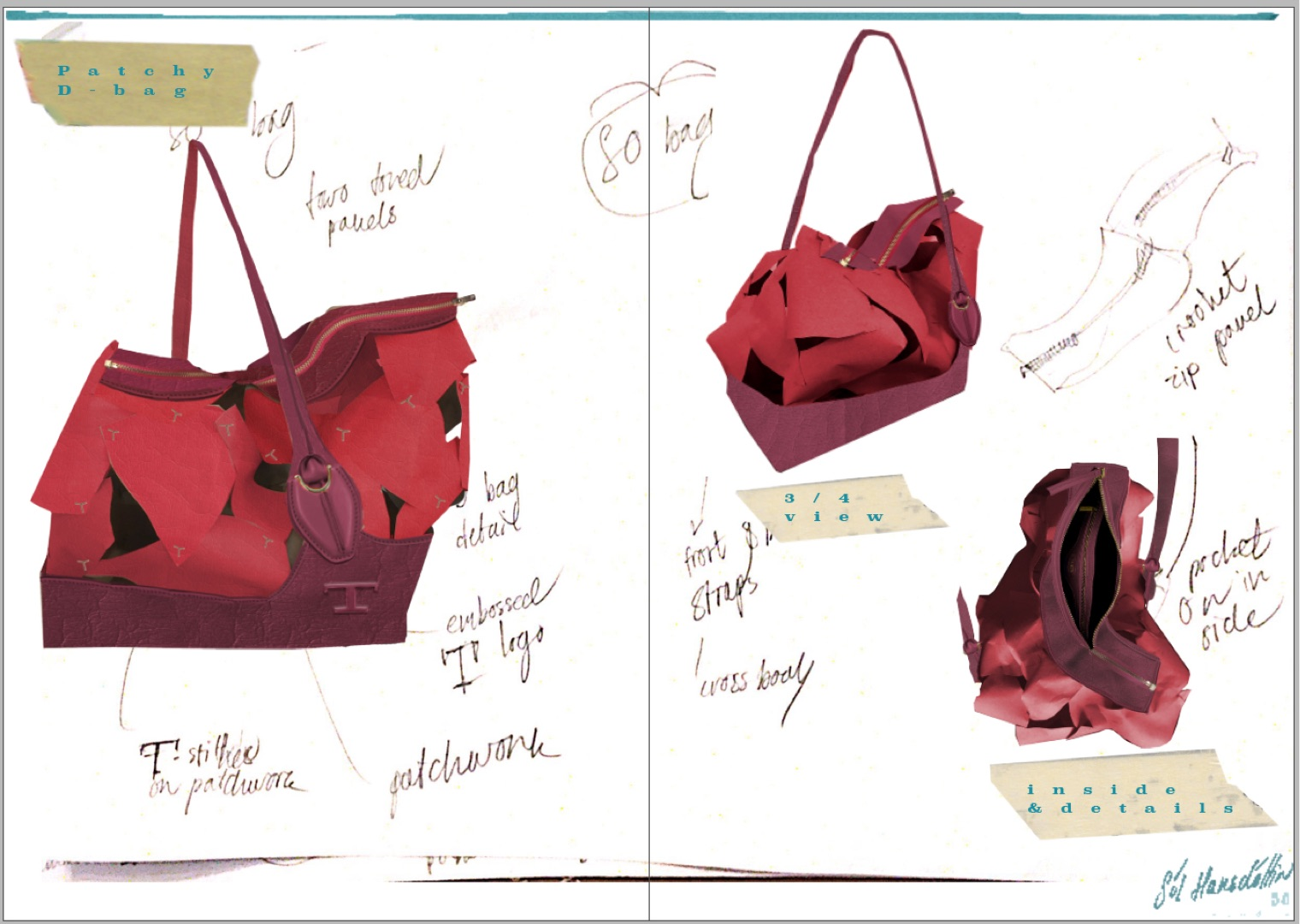 Tod's Legacy Project Collaborates With Central Saint Martins Students
